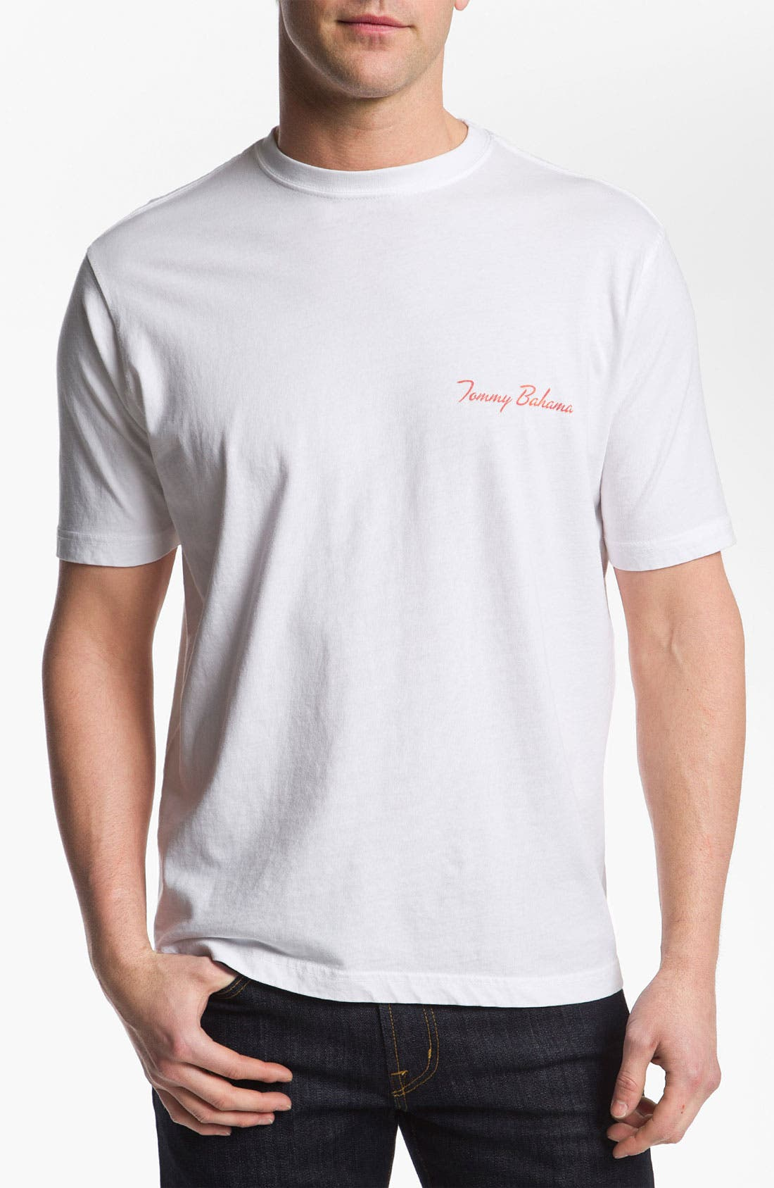 Alternate Image 2  - Tommy Bahama 'Take it to the Bucket' T-Shirt