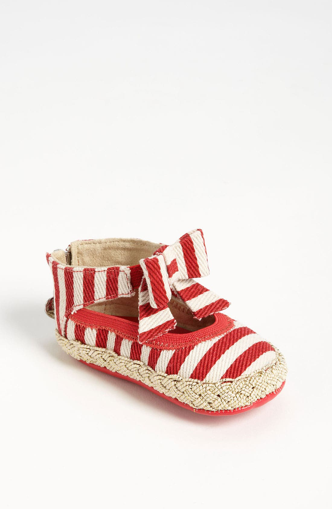 Alternate Image 1 Selected - Stuart Weitzman 'Baby Sachet' Mary Jane (Baby)