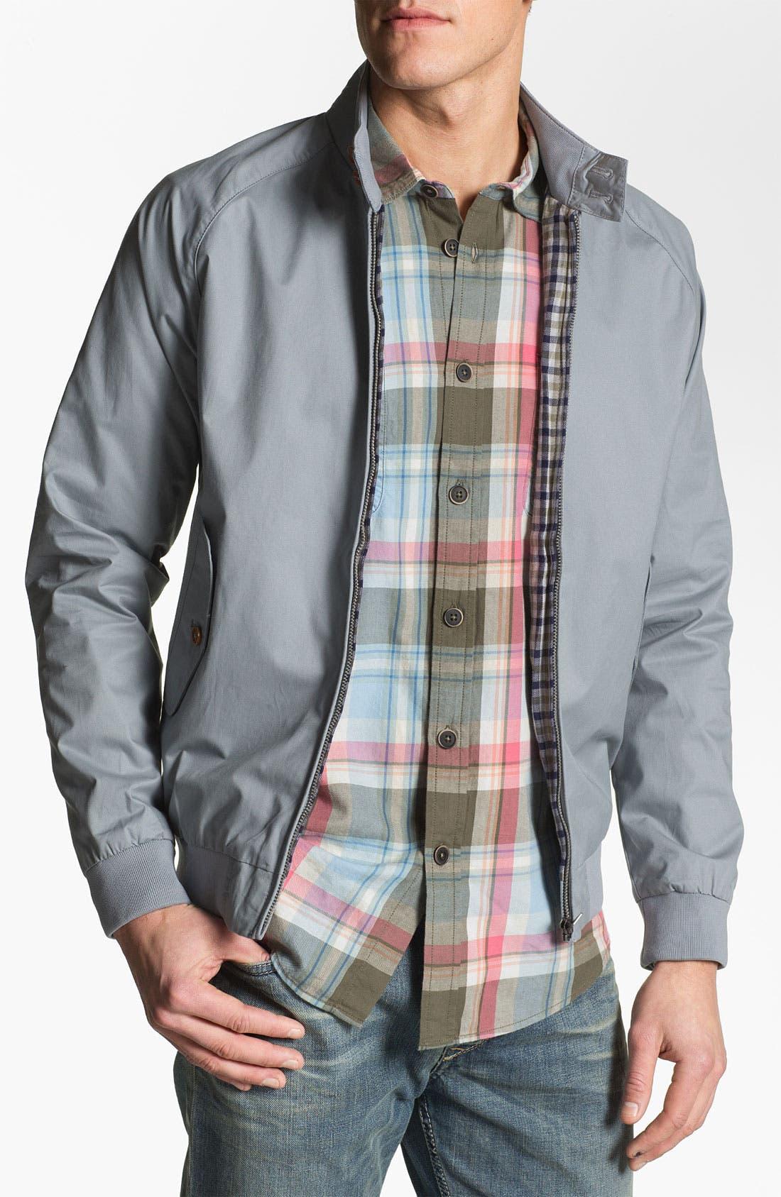 Alternate Image 1 Selected - Ben Sherman 'Harrington' Jacket