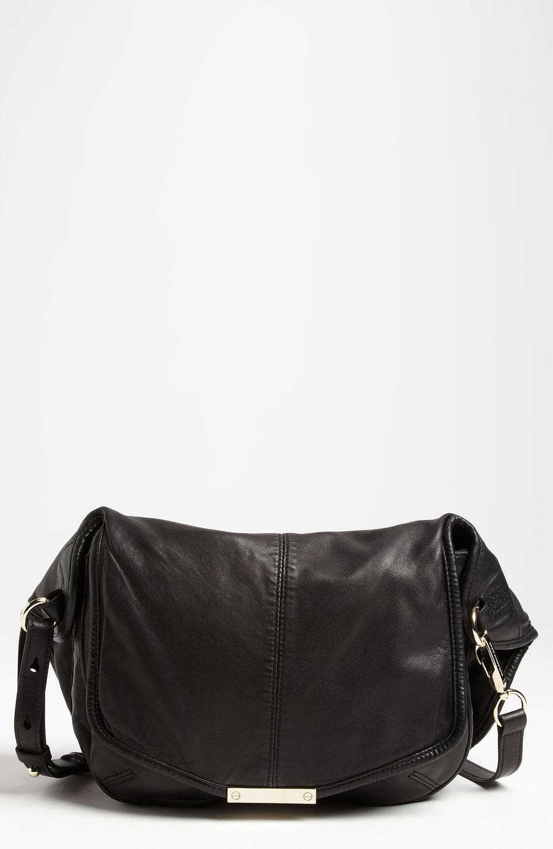 Alternate Image 1 Selected - Alexander Wang 'Iris' Leather Crossbody Bag