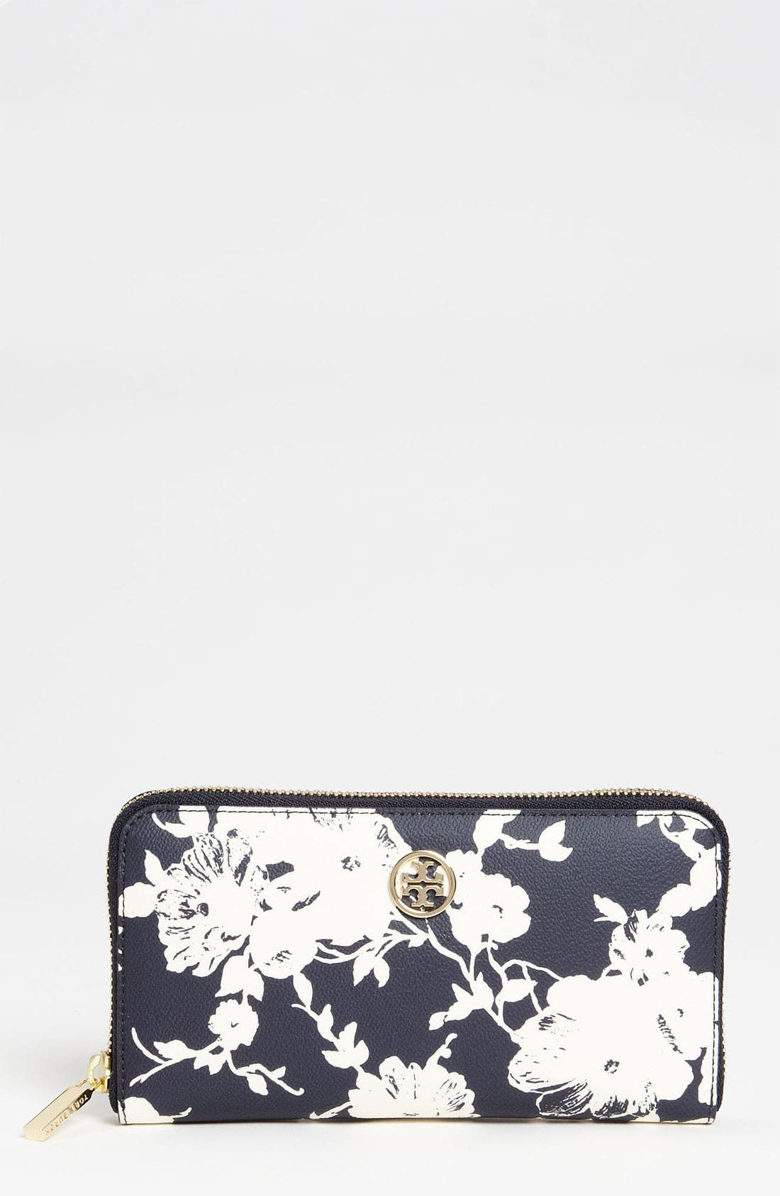 Main Image - Tory Burch 'Robinson' Continental Wallet