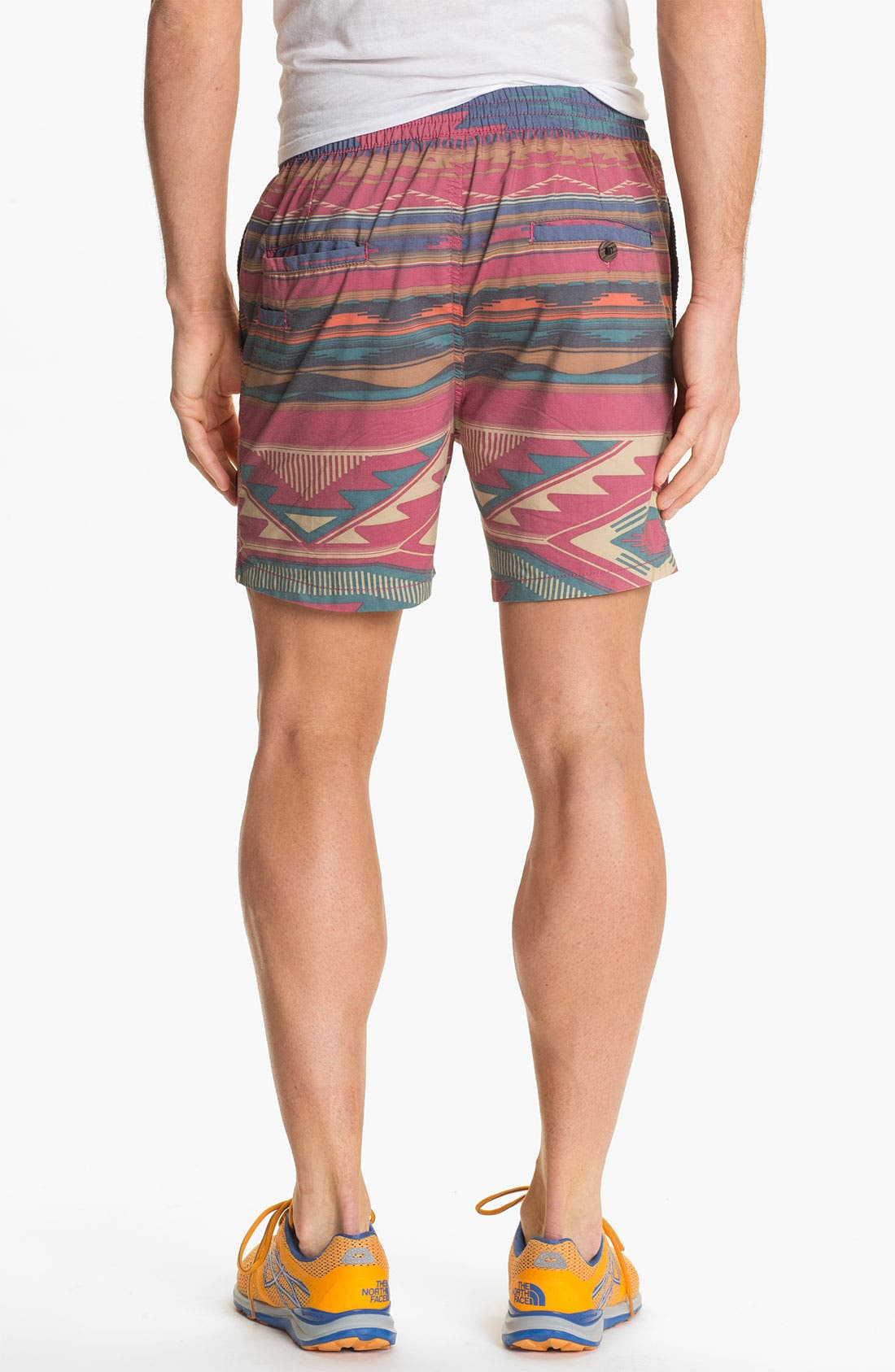 Alternate Image 2  - Insight Jacquard Pattern Shorts