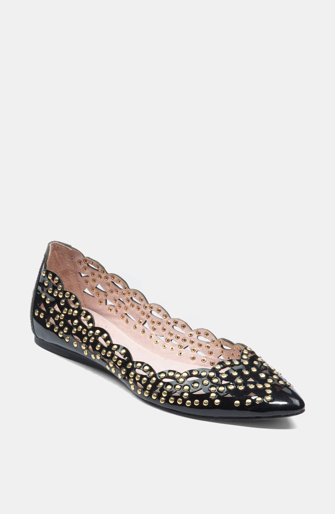 Alternate Image 1 Selected - Vince Camuto 'Tamma' Flat
