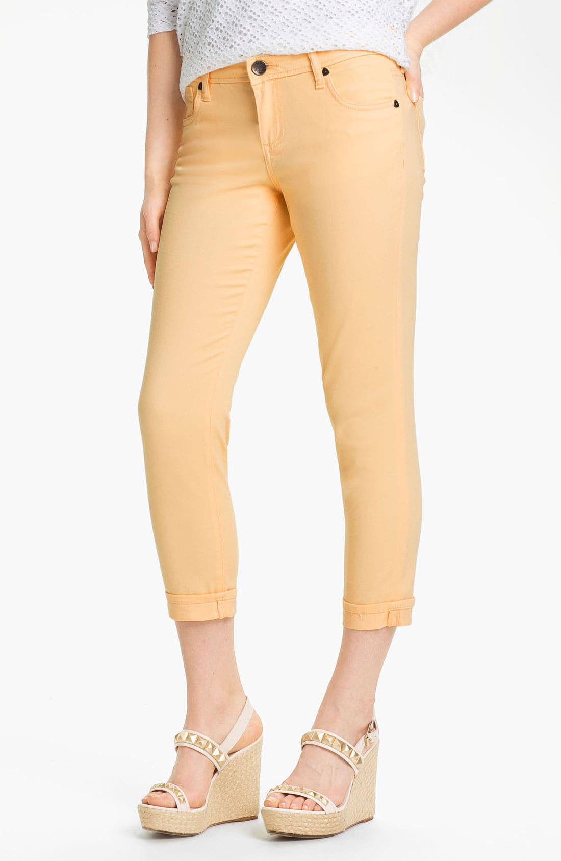 Main Image - KUT from the Kloth 'Catherine' Slim Boyfriend Jeans