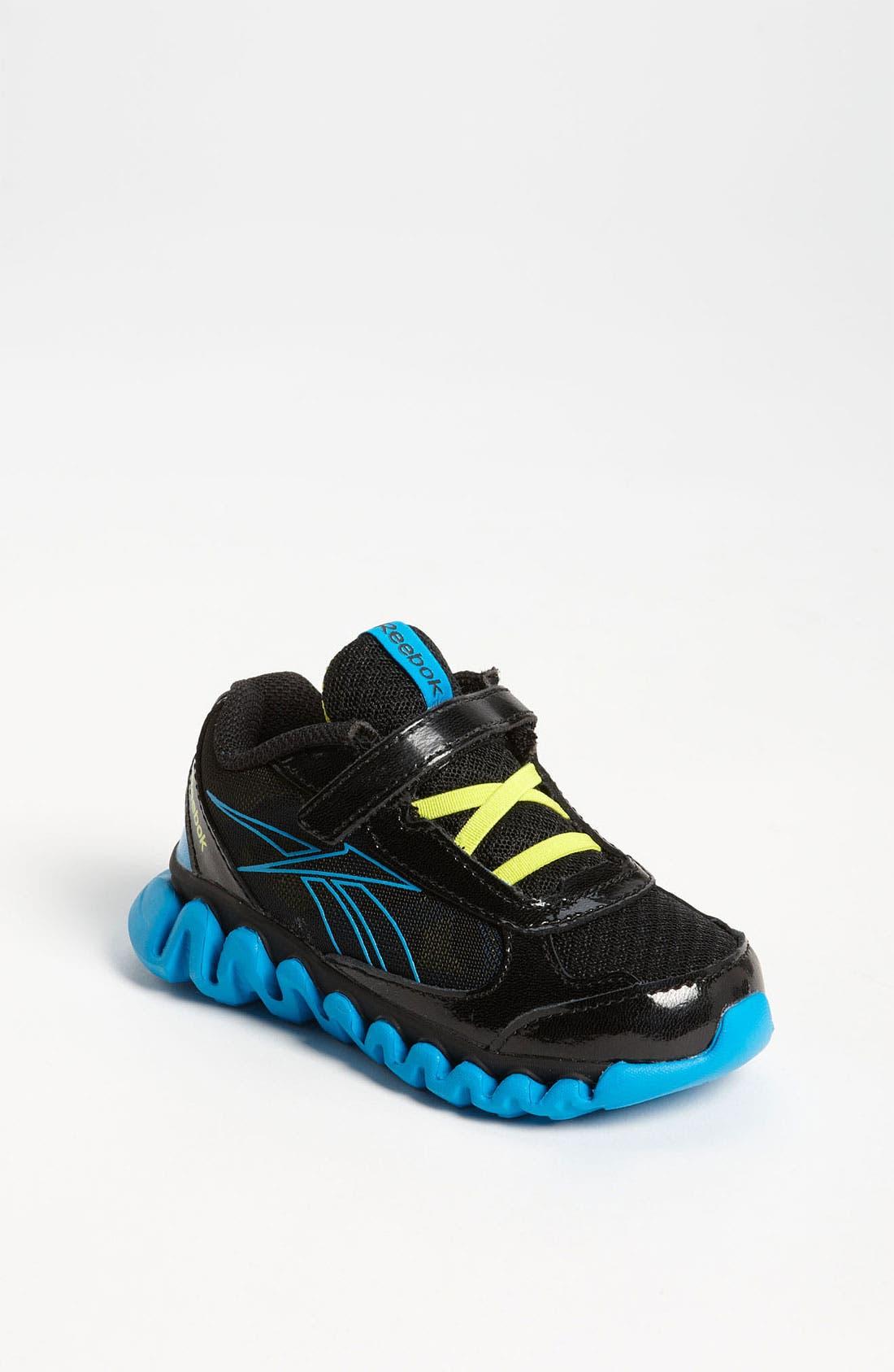 Alternate Image 1 Selected - Reebok 'Mini ZigLite Rush' Sneaker (Baby, Walker & Toddler)