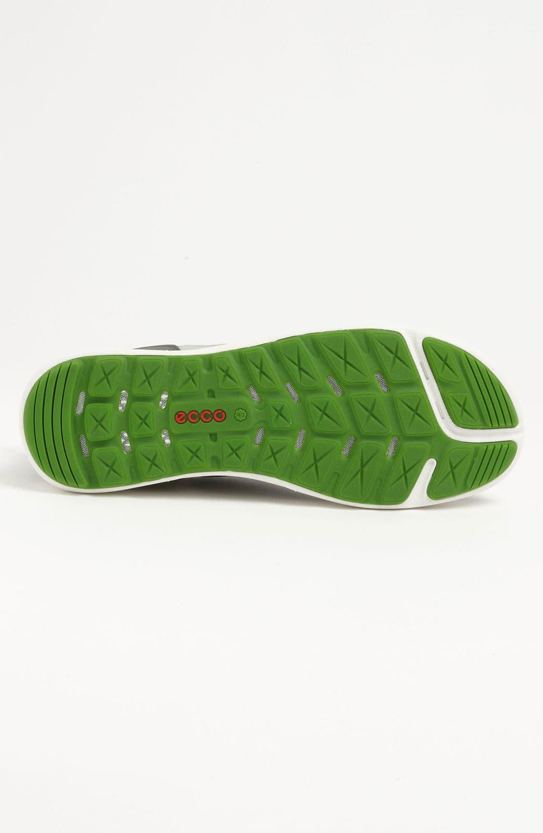 Alternate Image 4  - ECCO 'Njord' Sneaker