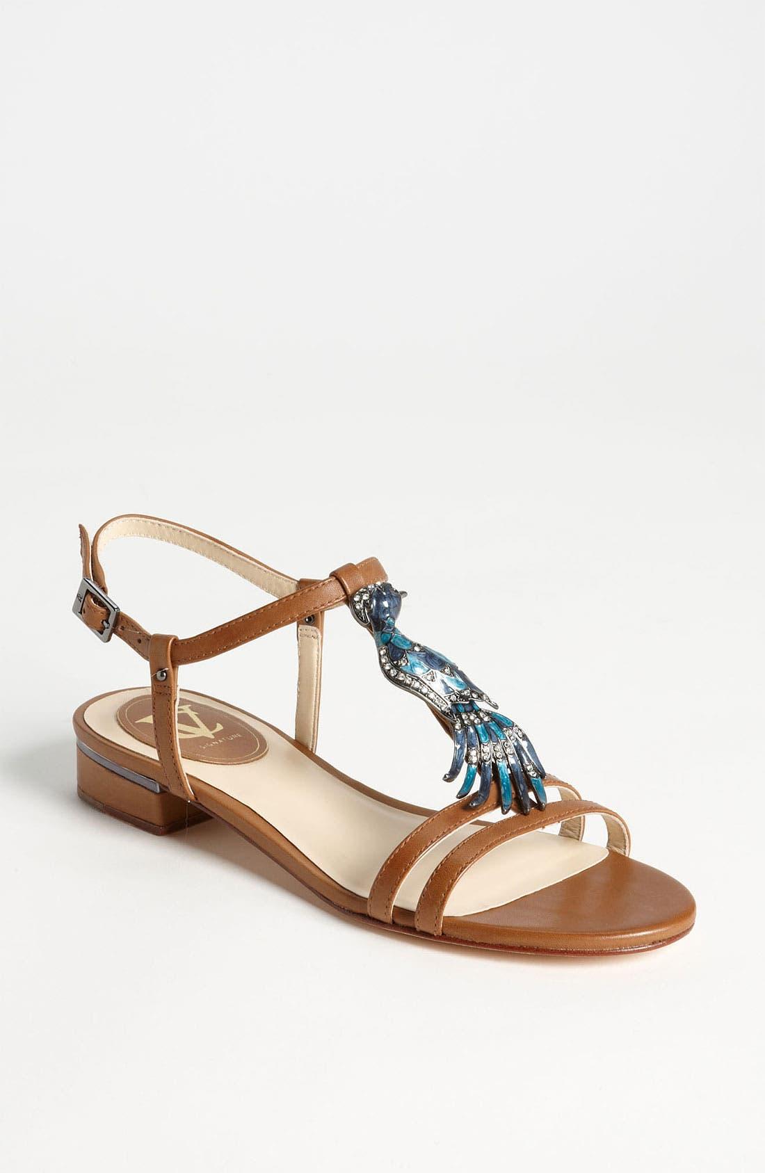 Alternate Image 1 Selected - VC Signature 'Carly' Sandal