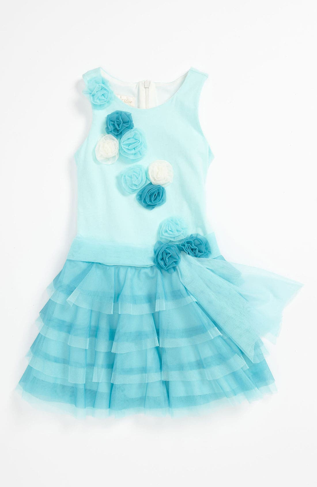 Alternate Image 1 Selected - Isobella & Chloe Dress (Toddler)