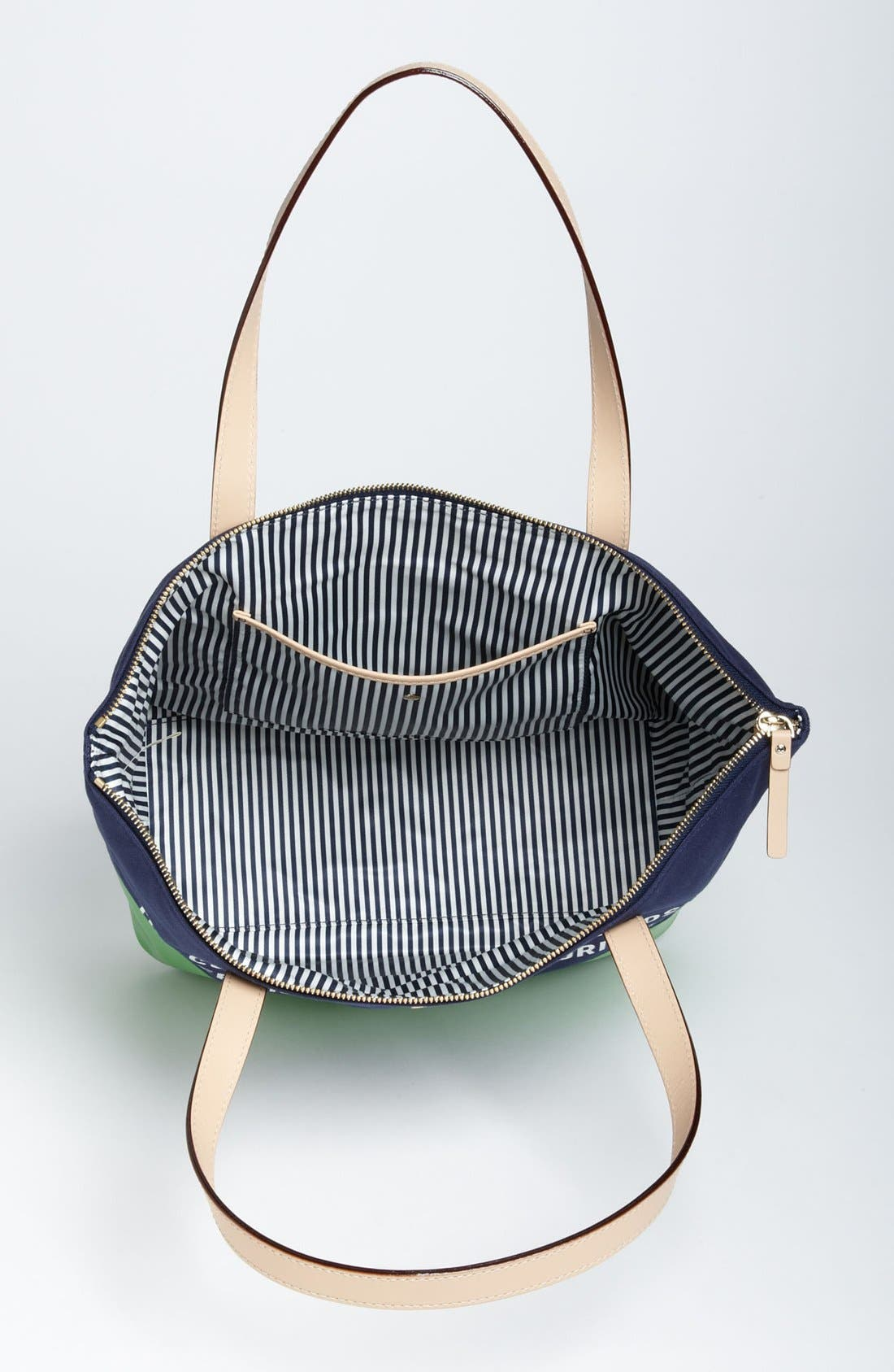 Alternate Image 2  - kate spade new york 'call to action - small coal' tote