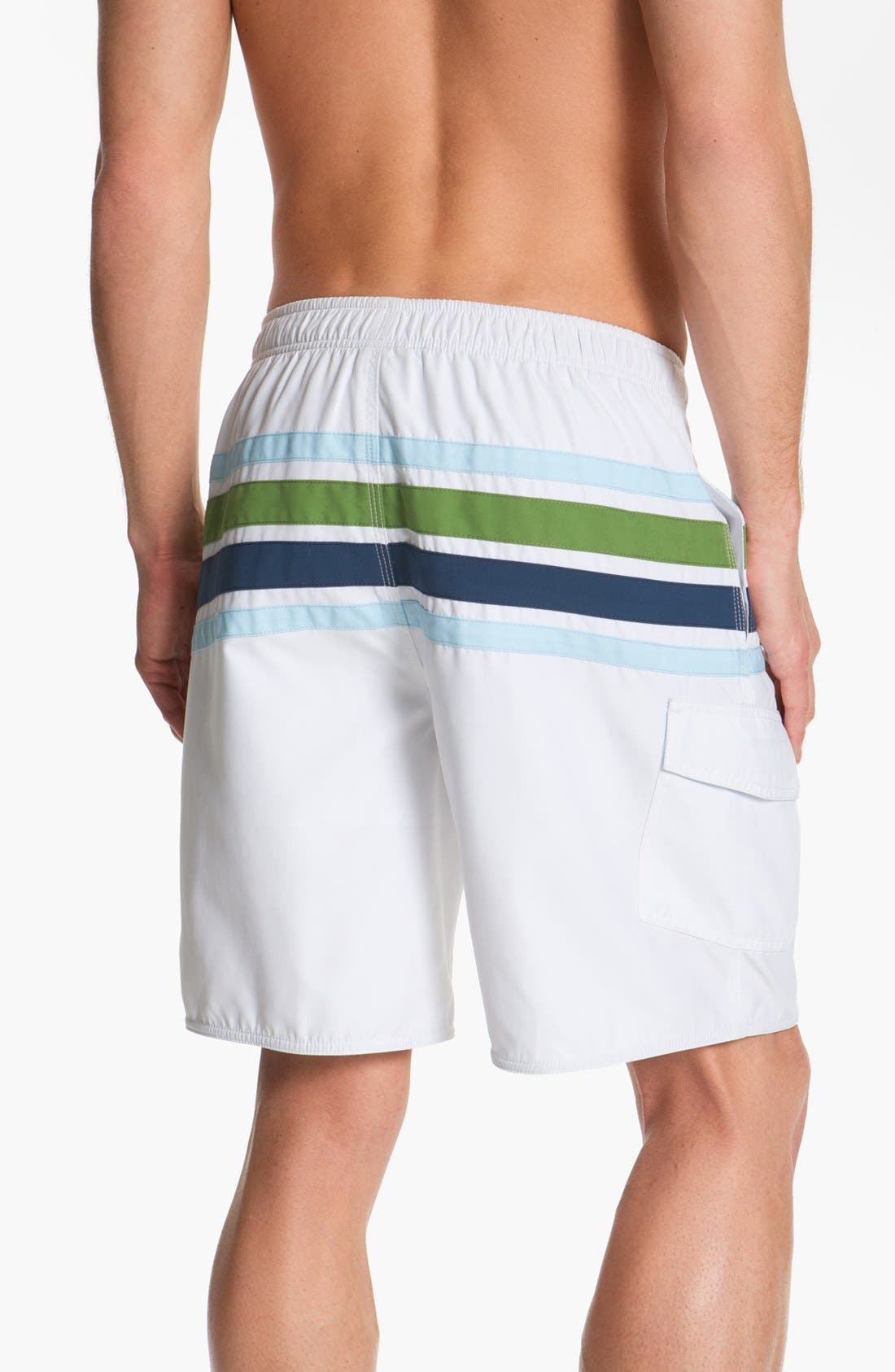 Alternate Image 2  - Quiksilver Waterman Collection 'Easy Sailing' Board Shorts