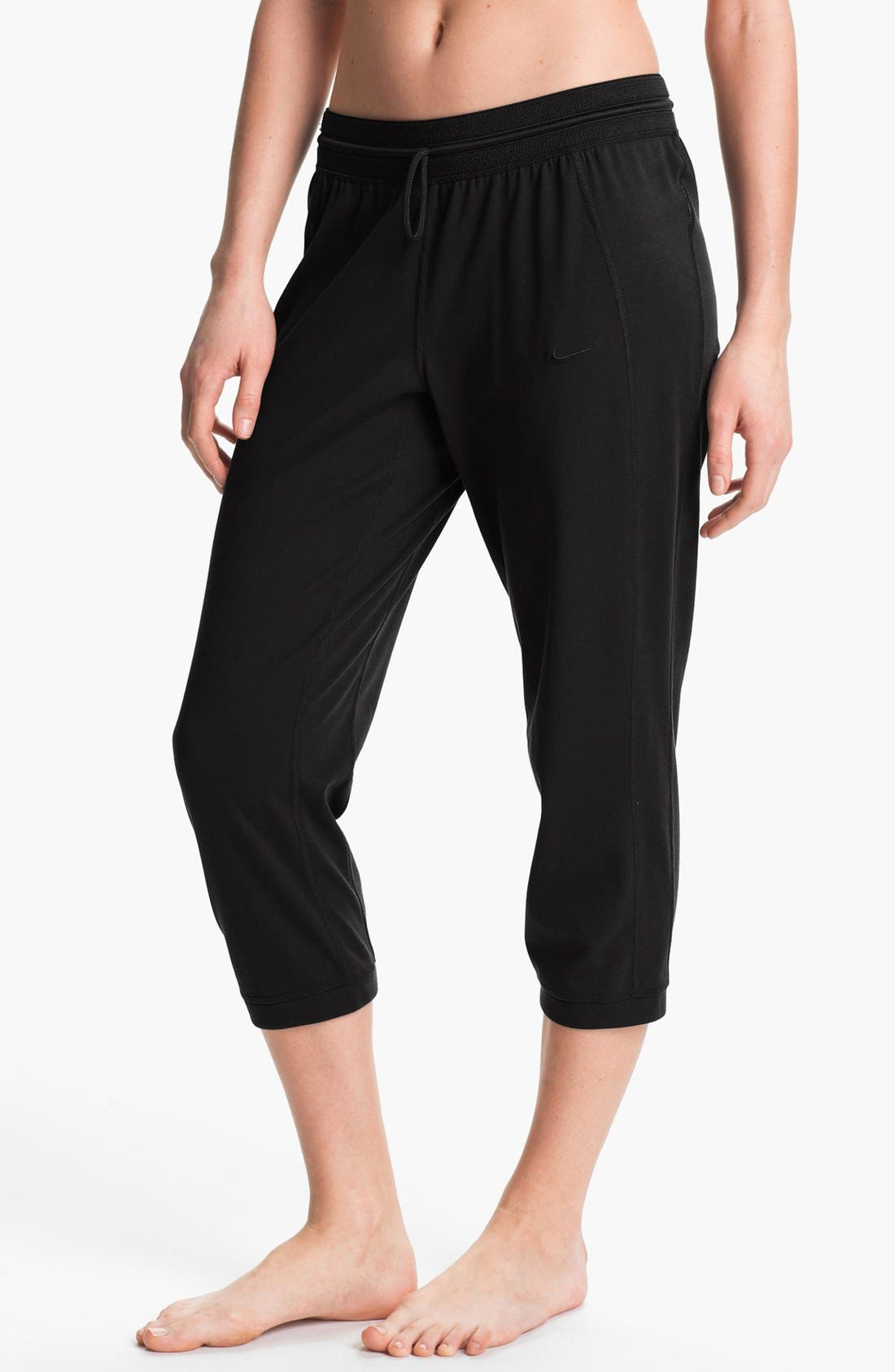Alternate Image 1 Selected - Nike 'All Time' Lightweight Capris