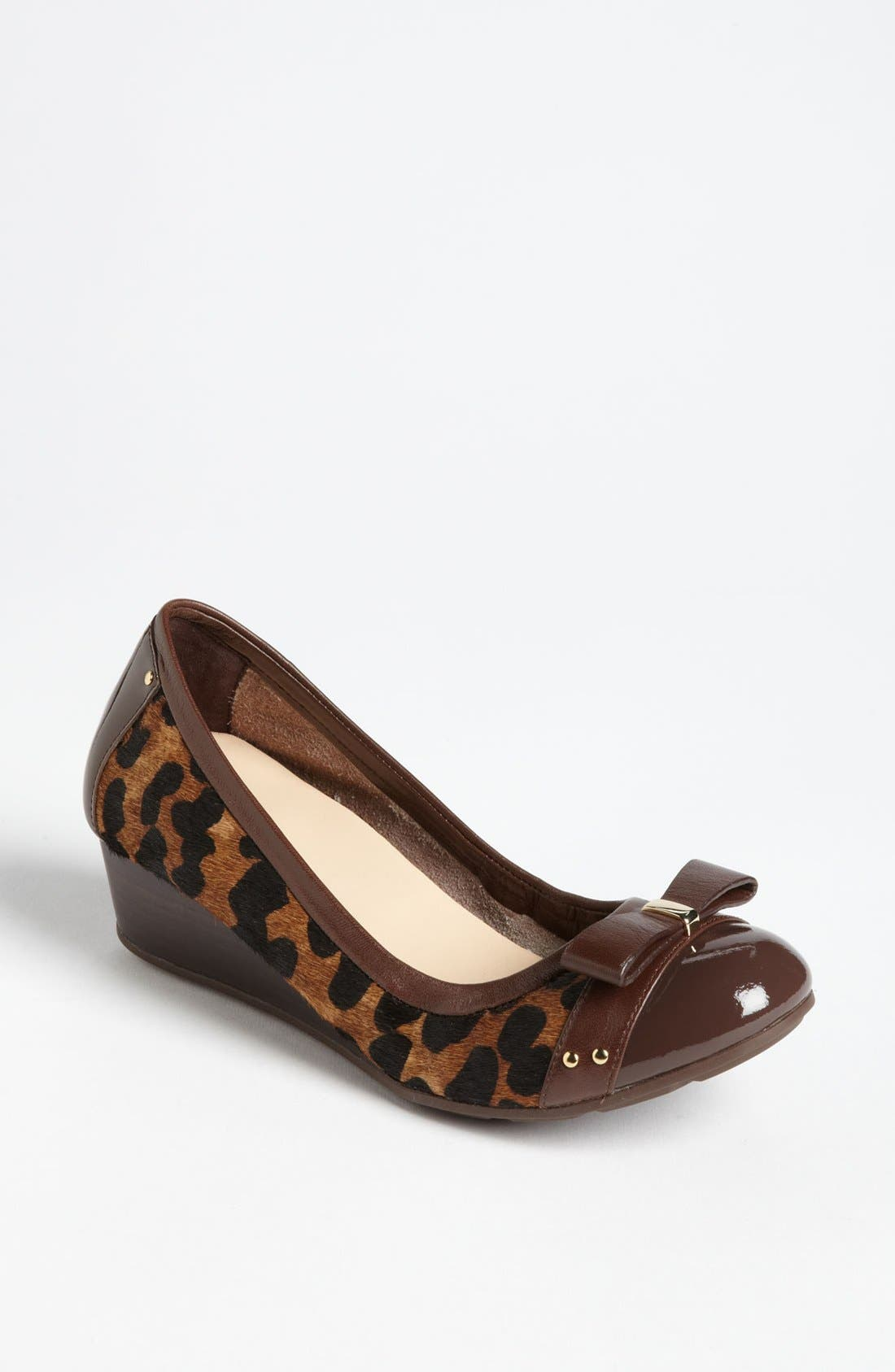 Main Image - Cole Haan 'Air Monica' Wedge Pump (Nordstrom Exclusive) (Online Only Color)