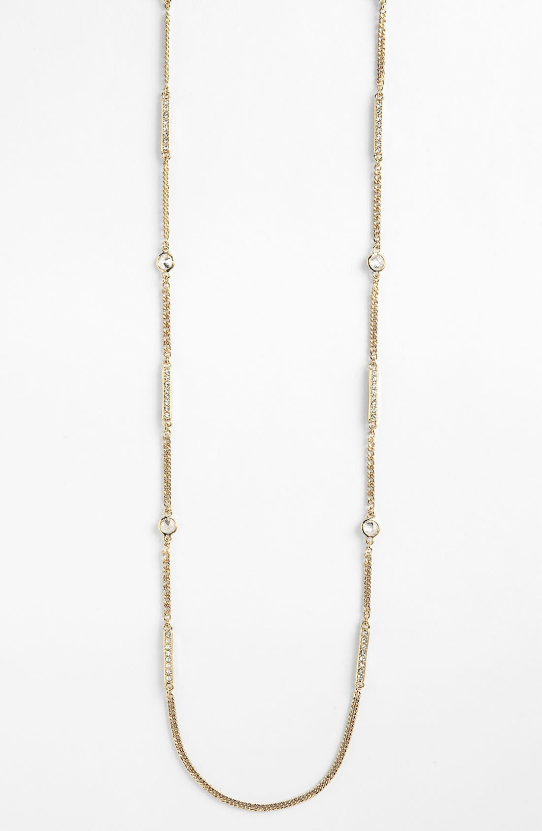 Alternate Image 1 Selected - Givenchy Extra Long Station Necklace