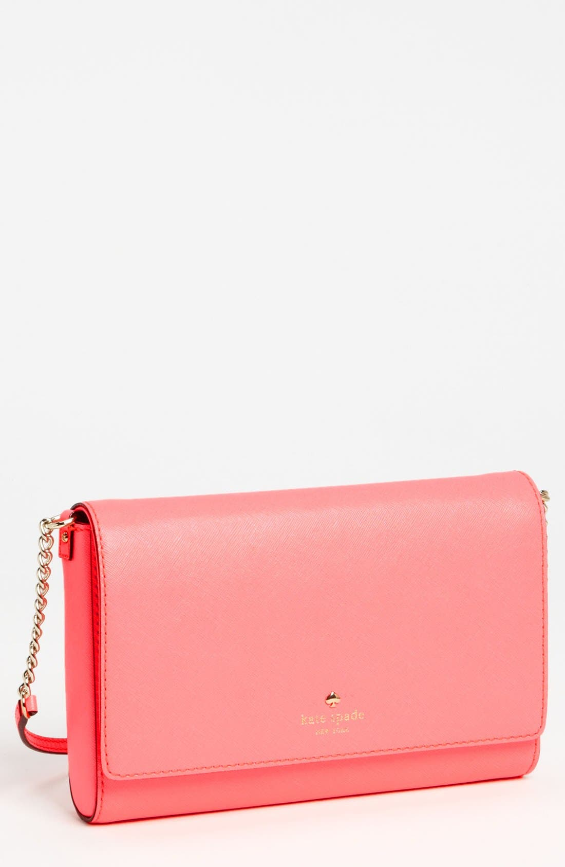 Main Image - kate spade new york 'charlotte street - angela' clutch