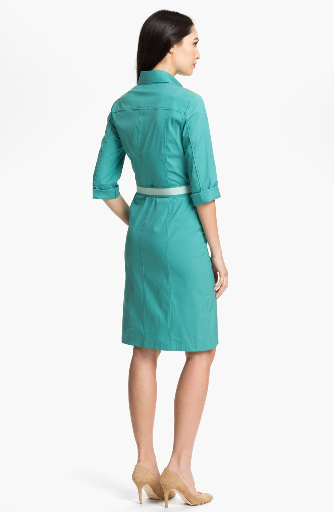 Alternate Image 2  - BOSS HUGO BOSS 'Dashina' Shirtdress