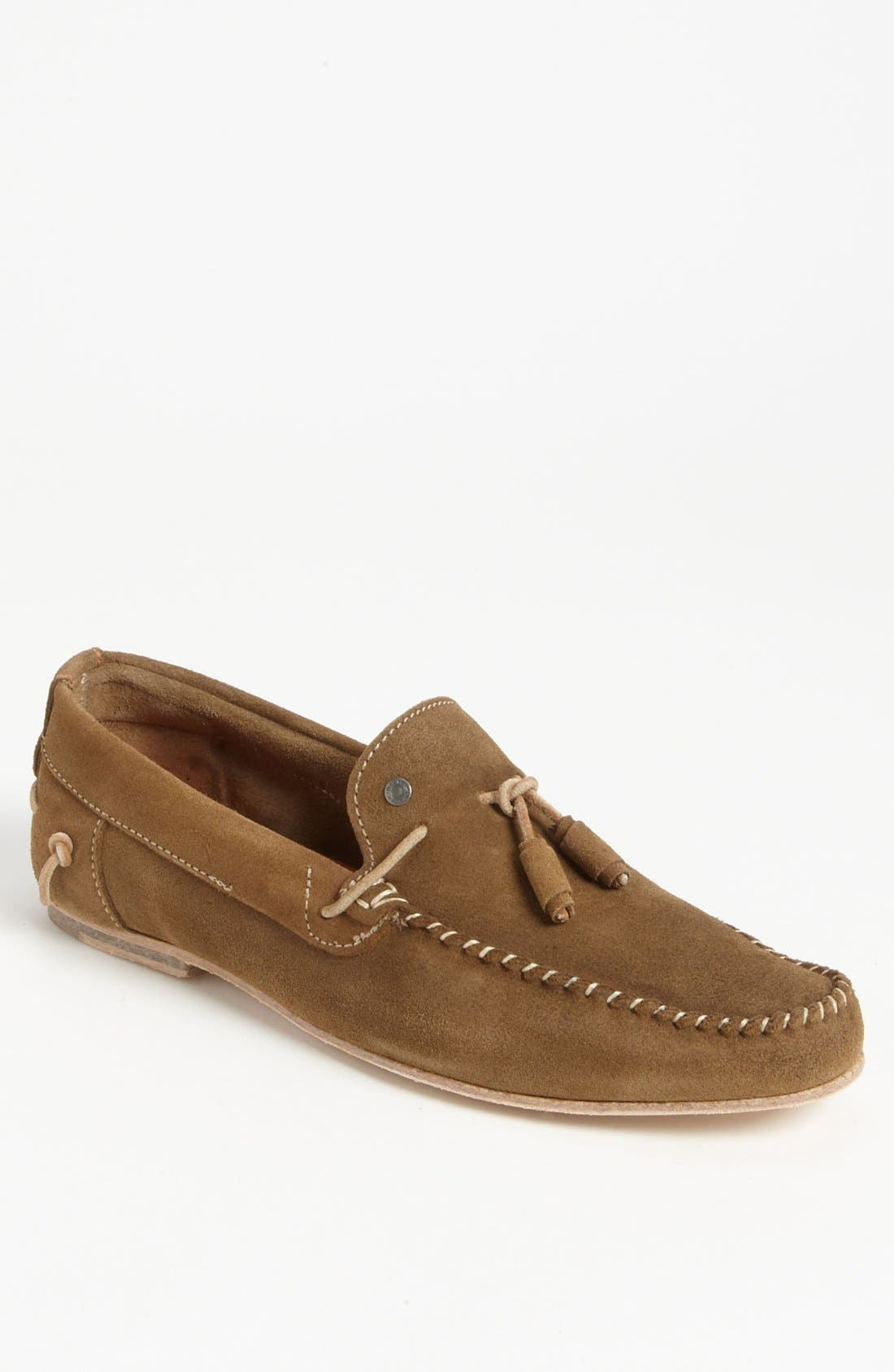 Alternate Image 1 Selected - DIESEL® 'Connect Grahl' Moccasin