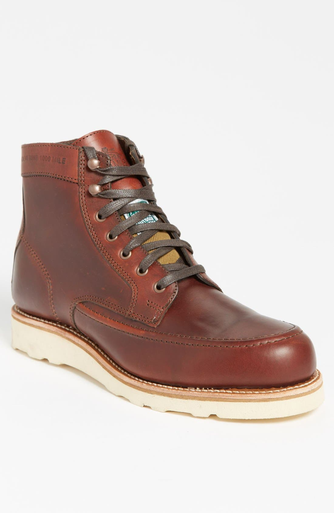 Main Image - Wolverine '1000 Mile - Emerson' Moc Toe Boot (Online Only)