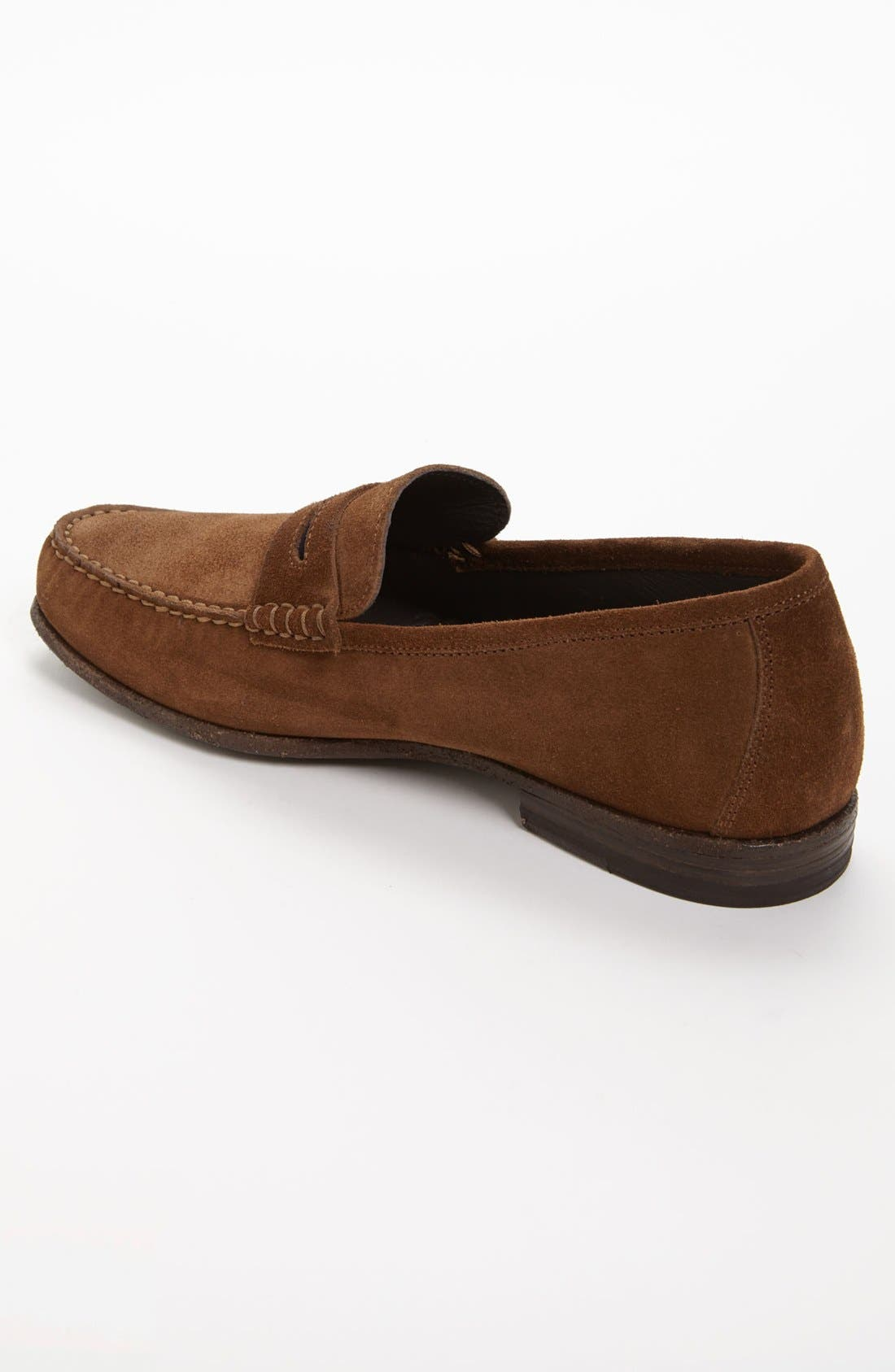 Alternate Image 2  - To Boot New York 'Wilson' Suede Penny Loafer
