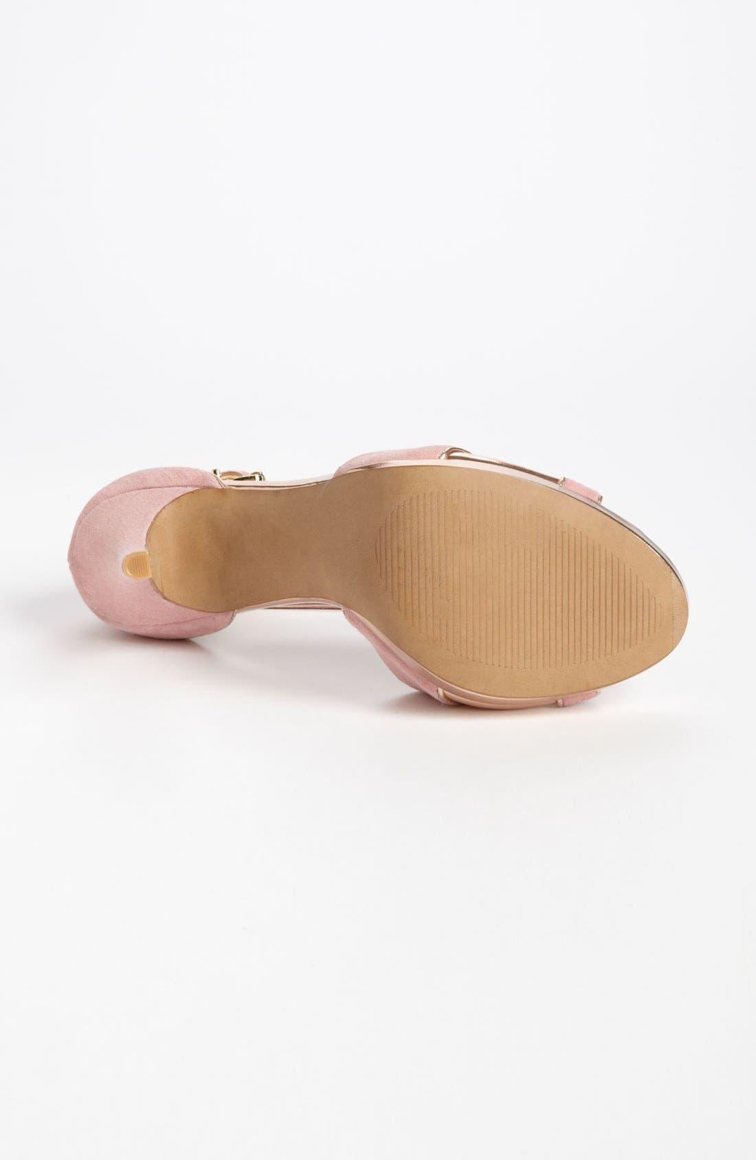 Alternate Image 4  - Julianne Hough for Sole Society 'Lola' Sandal