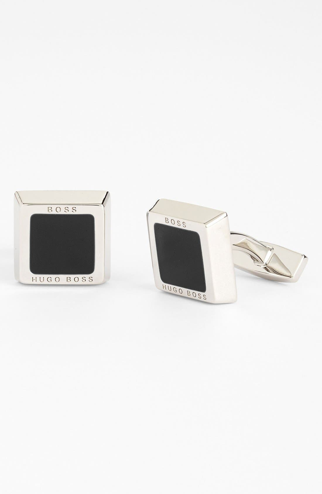 Main Image - BOSS 'Franzisko' Cufflinks