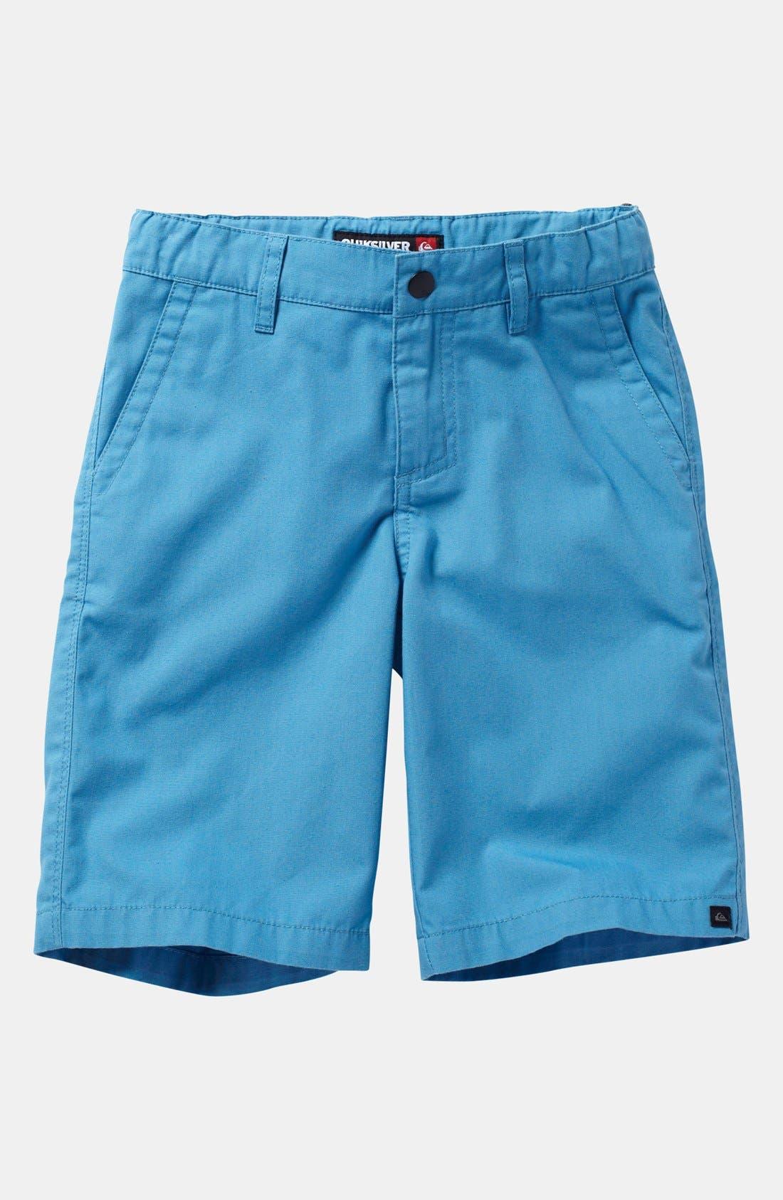 Main Image - Quiksilver 'Rockford' Shorts (Baby)