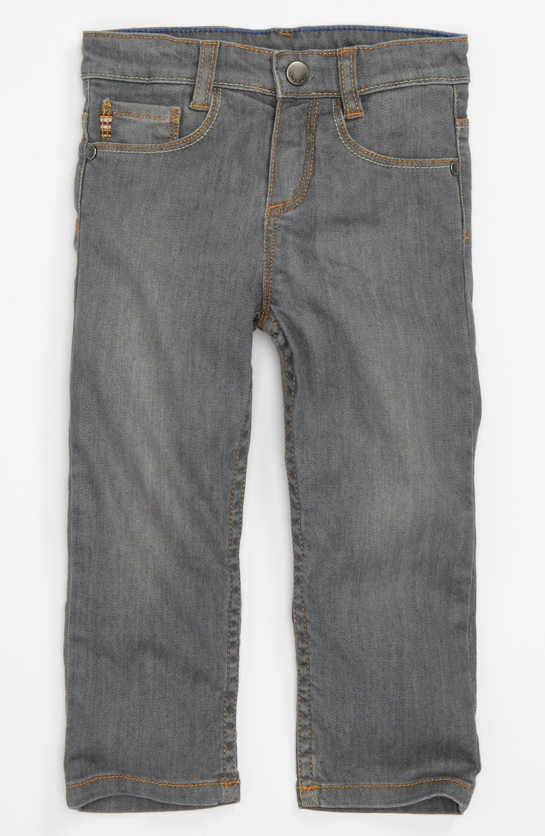 Alternate Image 2  - Paul Smith Junior Straight Leg Jeans (Baby)