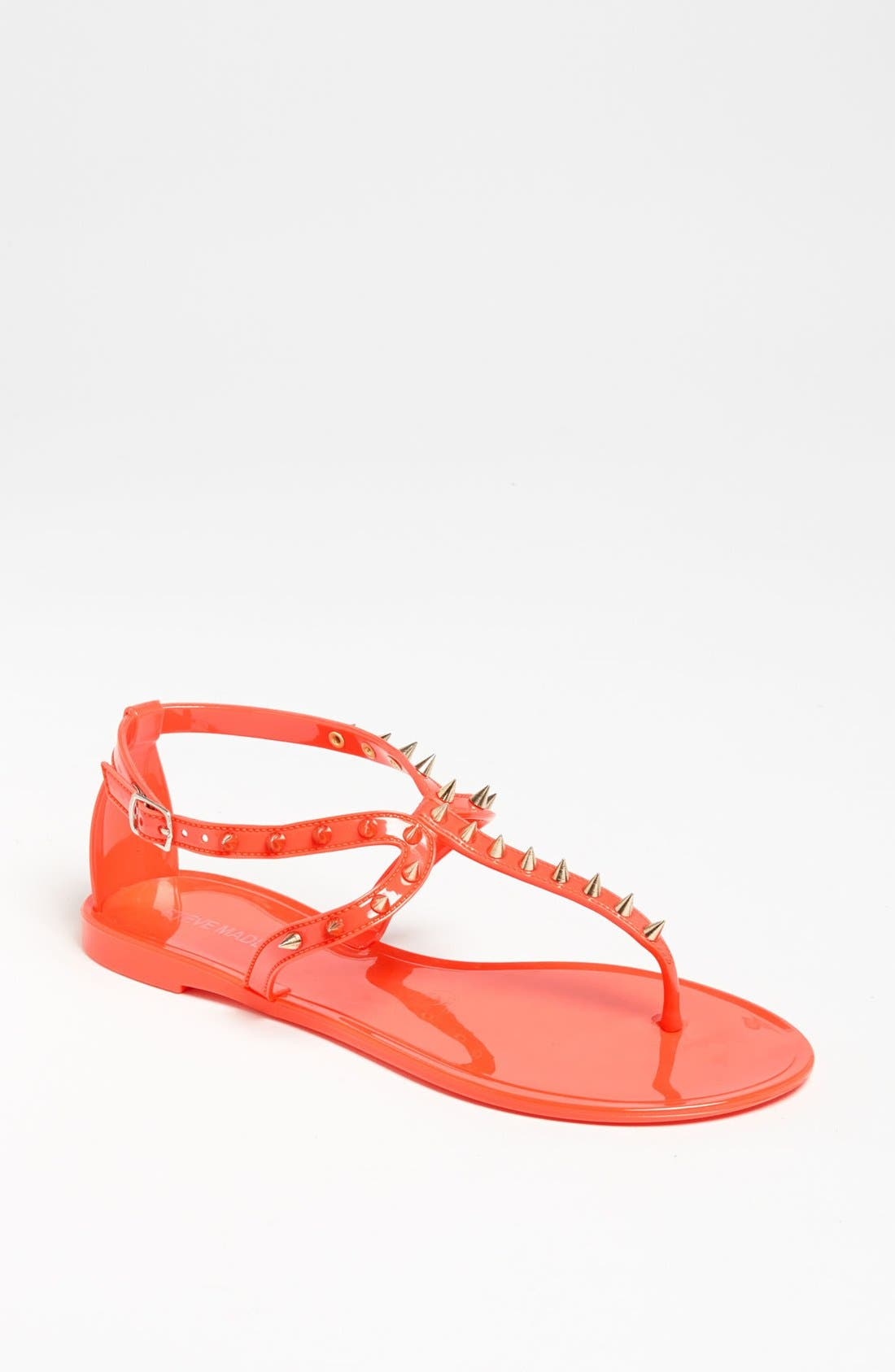 Alternate Image 1 Selected - Steve Madden 'Jelybely' Spike Sandal
