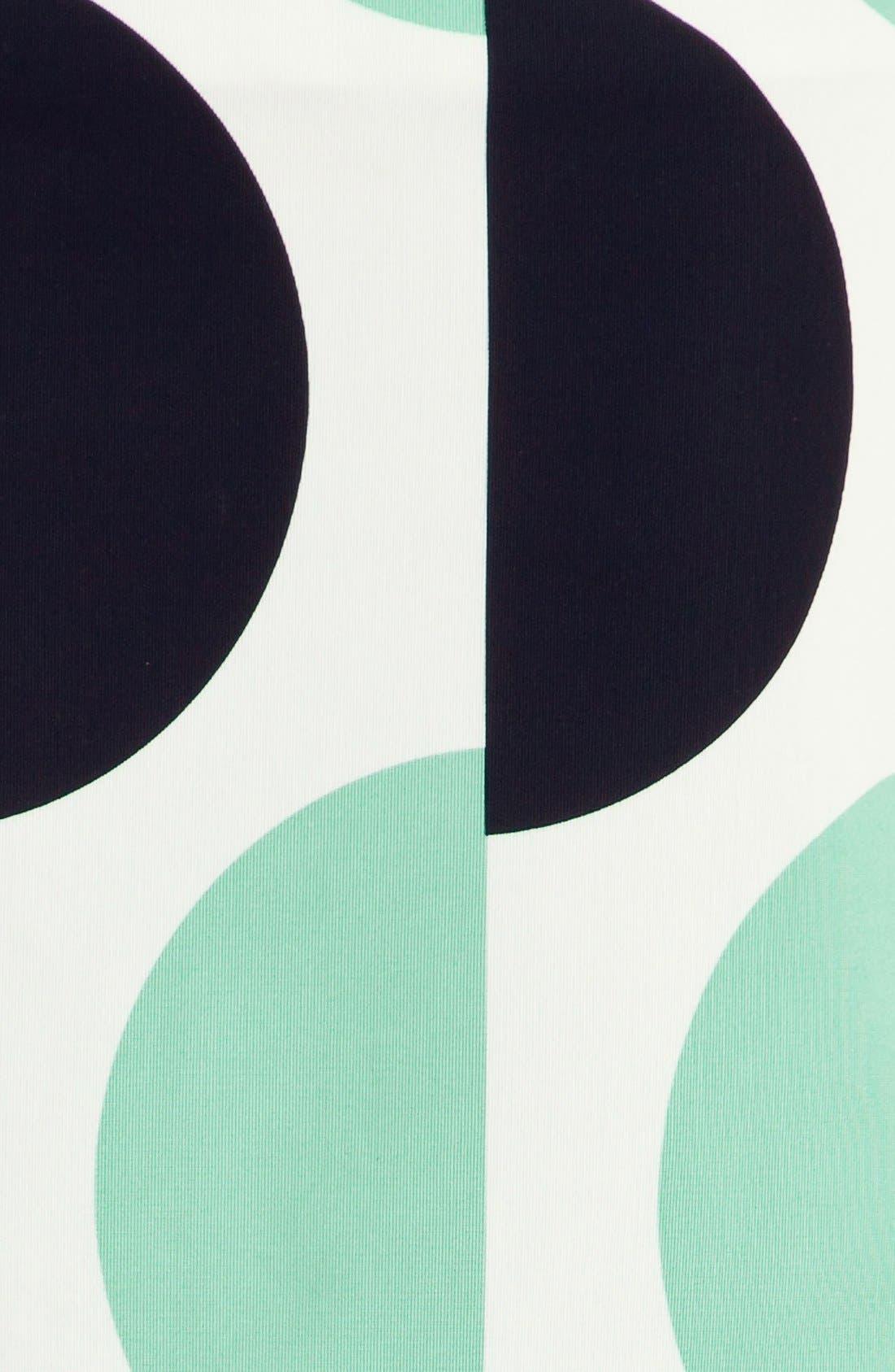 Alternate Image 4  - Marni Large Dot Print Pencil Skirt