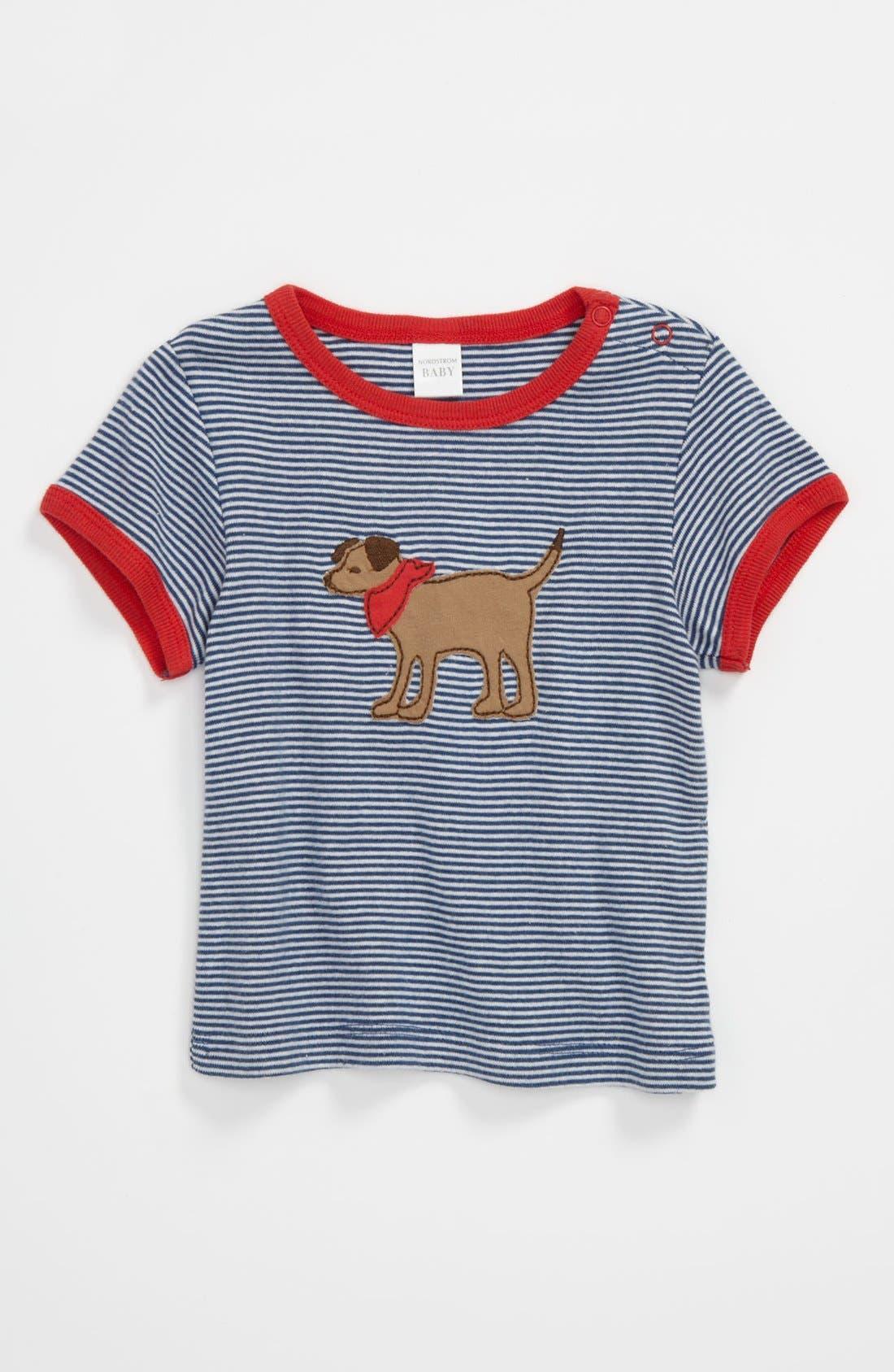 Main Image - Nordstrom Baby Appliqué T-Shirt (Baby)