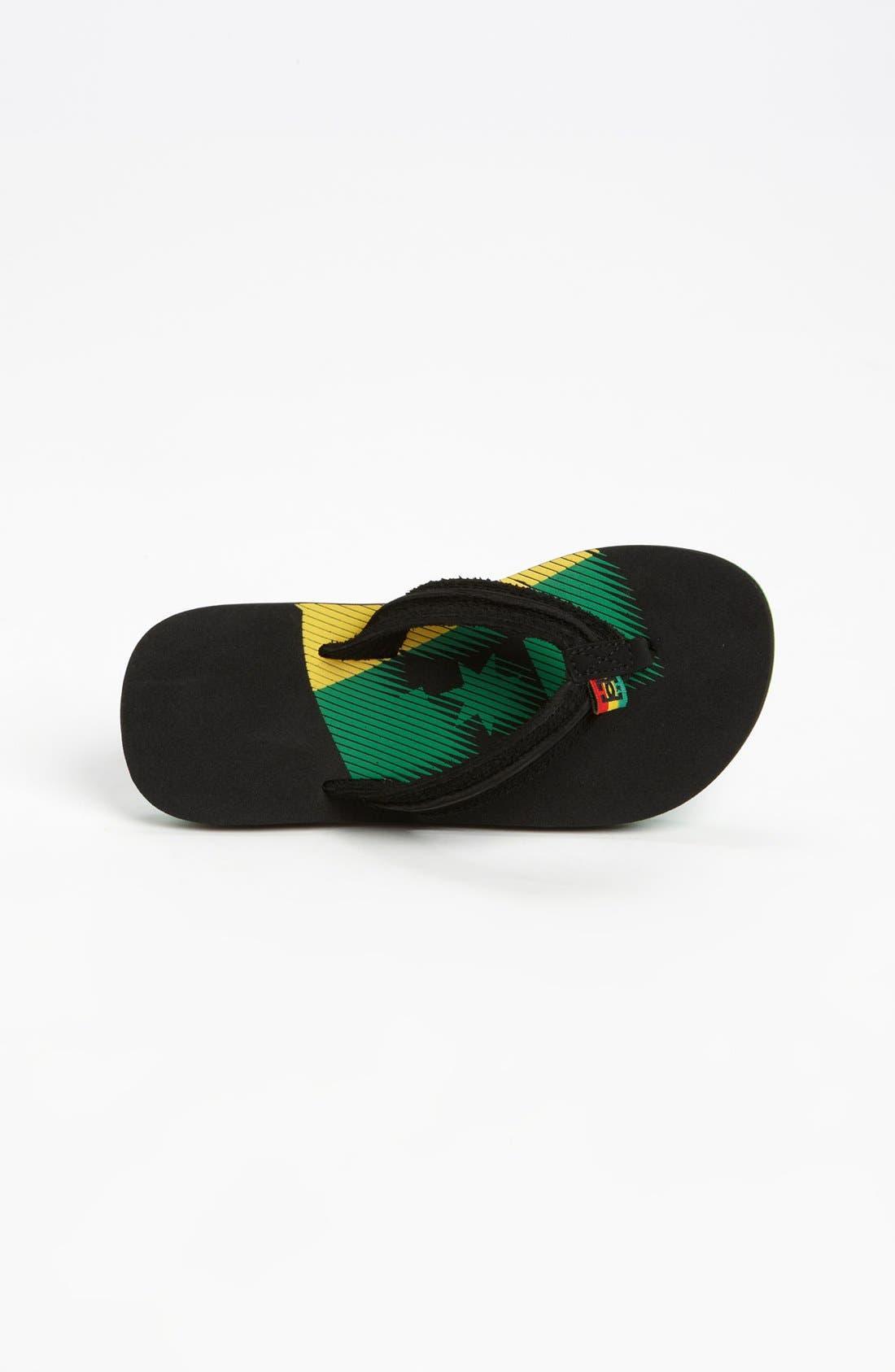 Alternate Image 3  - DC Shoes 'Central' Sandal (Toddler, Little Kid & Big Kid)