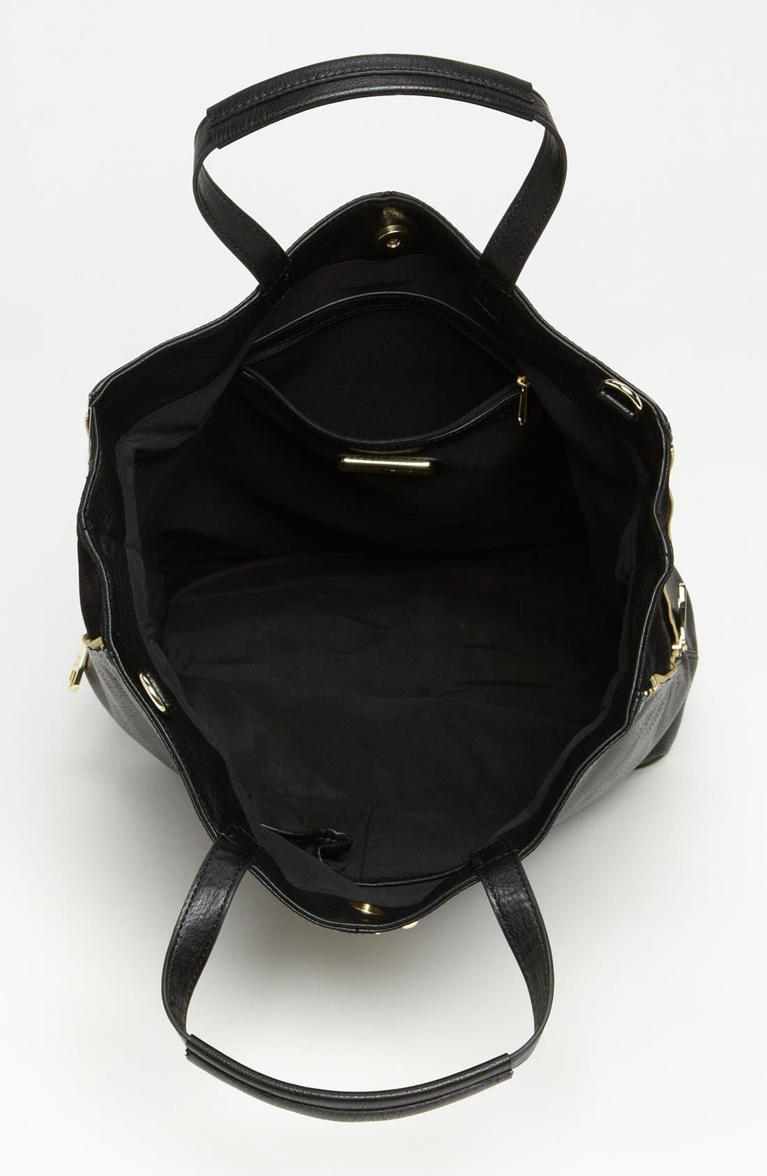 Alternate Image 3  - Steve Madden Studded Faux Leather Tote, Large