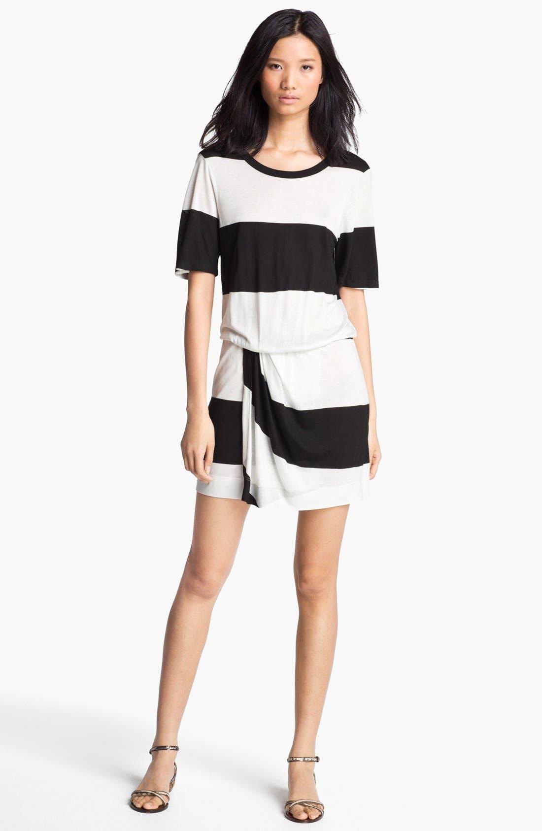 Alternate Image 1 Selected - A.L.C. 'Finn' Stripe Dress