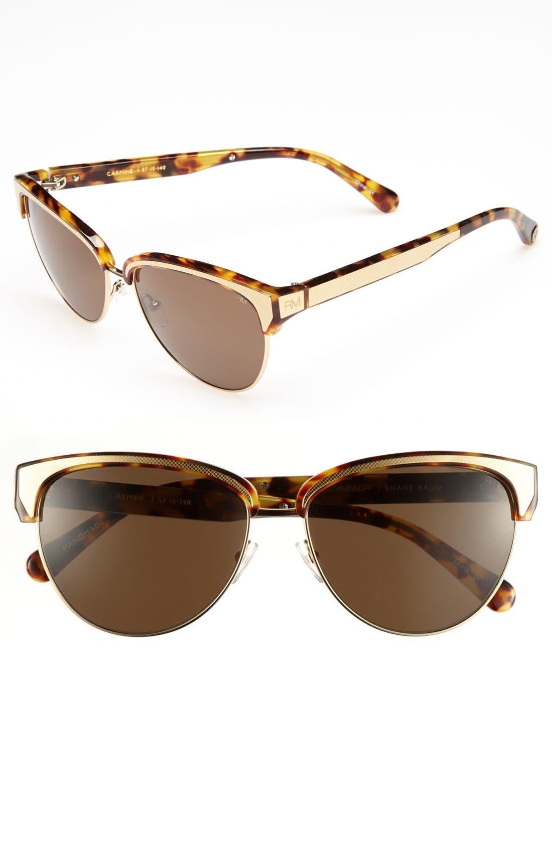 Alternate Image 1 Selected - Rebecca Minkoff 'Carmine' Sunglasses