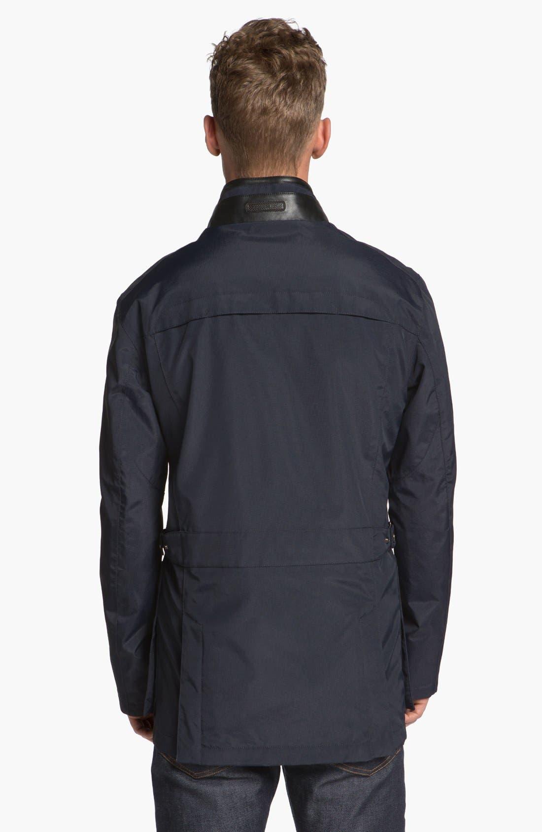 Alternate Image 2  - Zegna Sport Waterproof Jacket