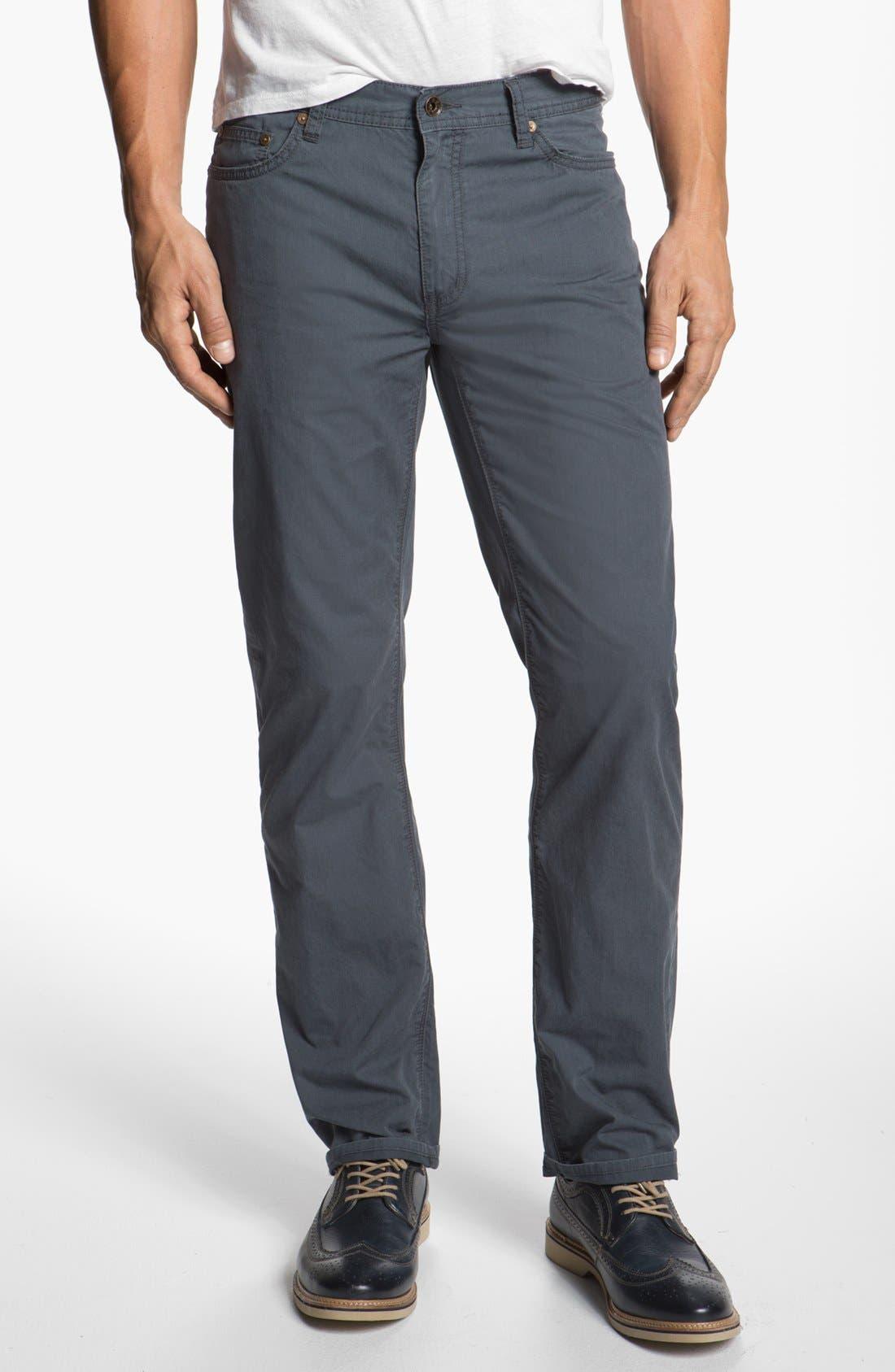 Main Image - John Varvatos Star USA 'Authentic' Five Pocket Pants