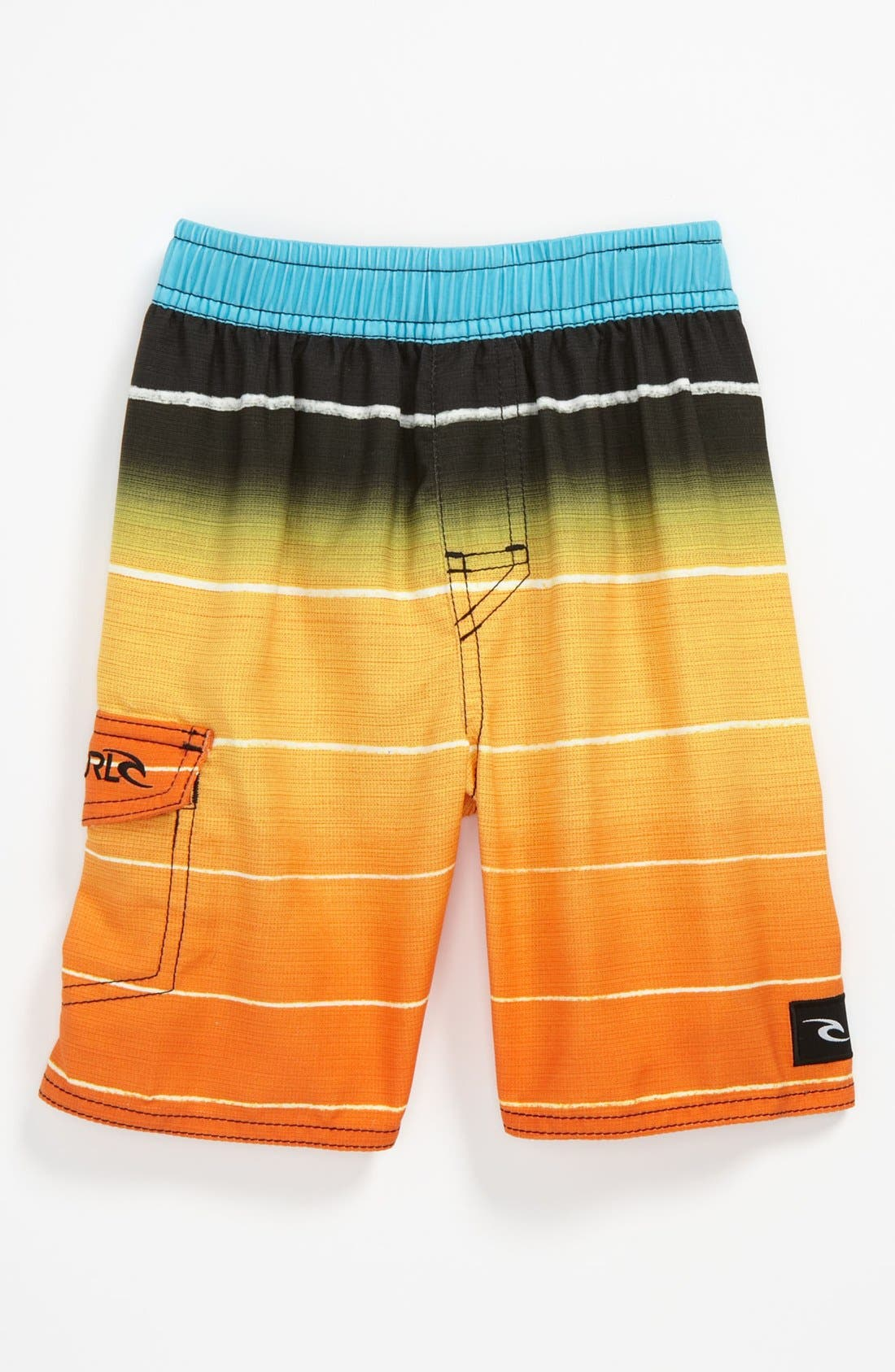 Main Image - Rip Curl 'Trippin' Volley Shorts (Toddler)