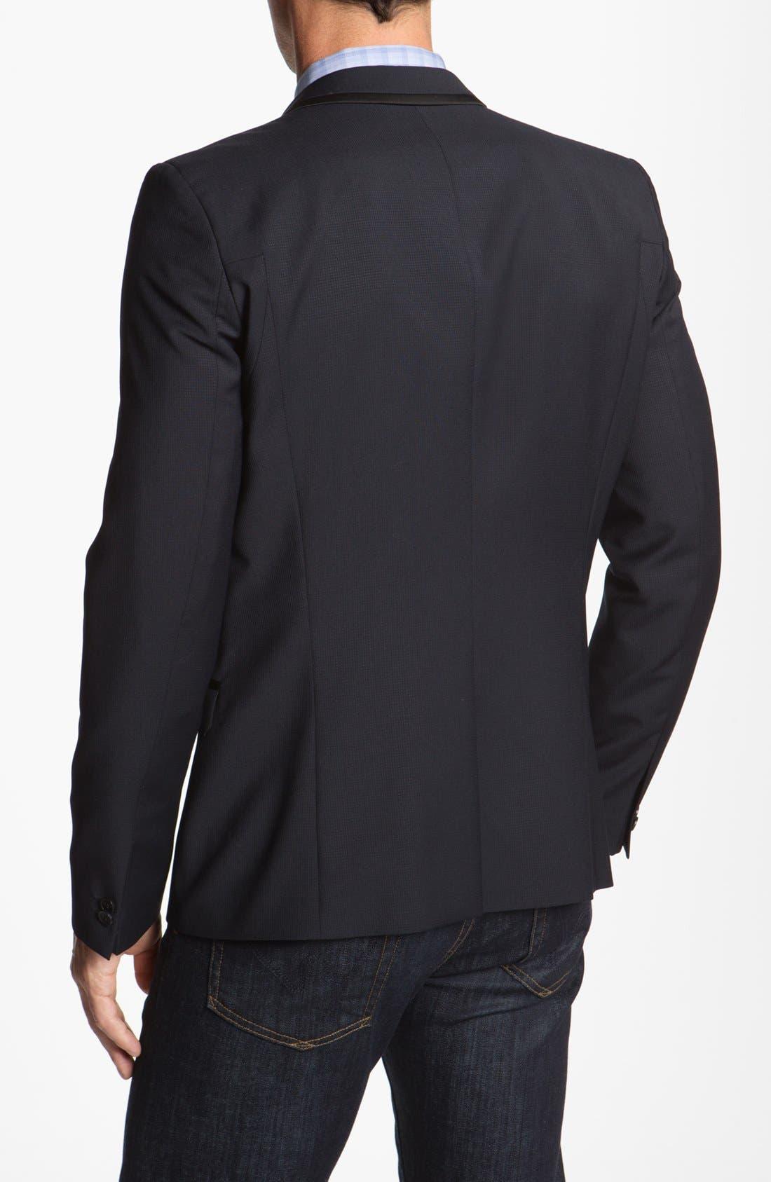Alternate Image 3  - HUGO 'Astad' Extra Trim Fit Sportcoat