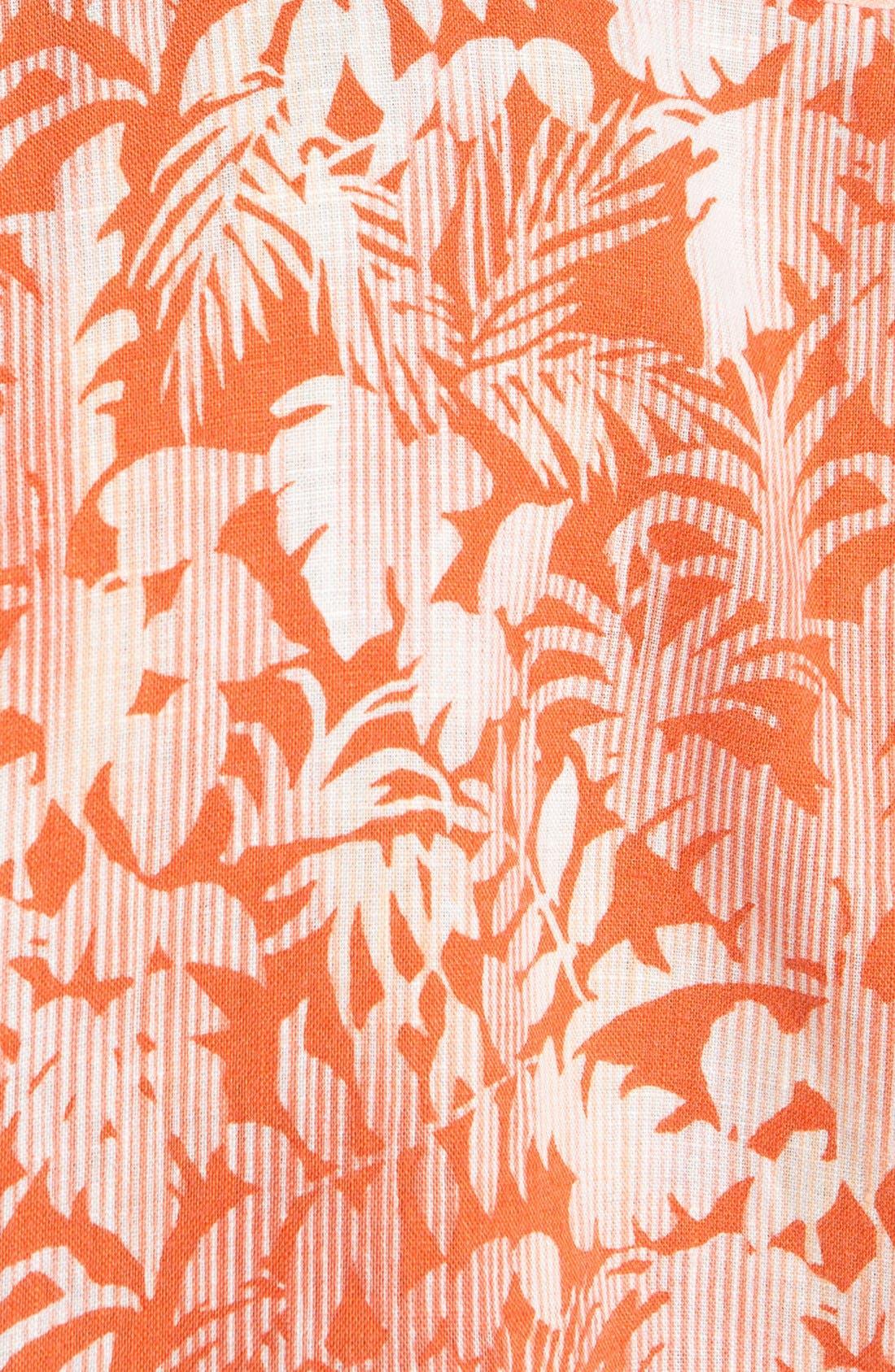 Alternate Image 3  - Tommy Bahama 'Palma Sola' Campshirt