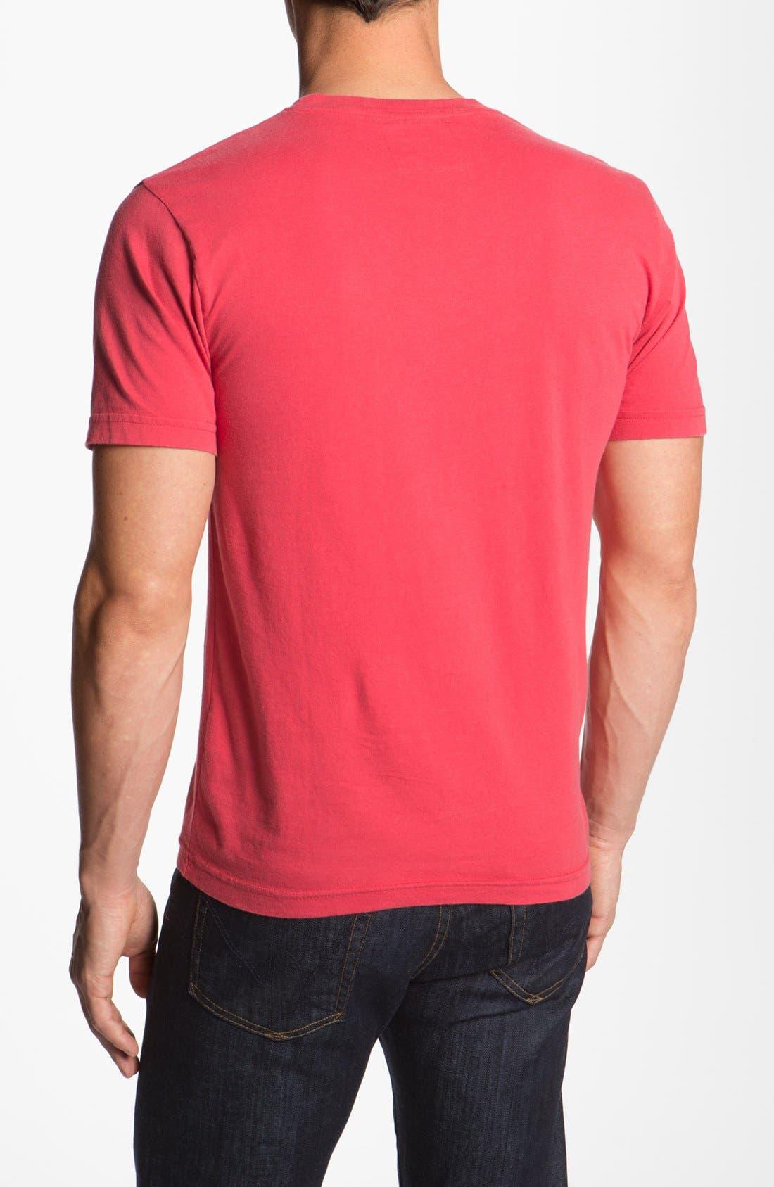 Alternate Image 2  - Red Jacket 'Los Angeles Angels - Brass Tack' T-Shirt