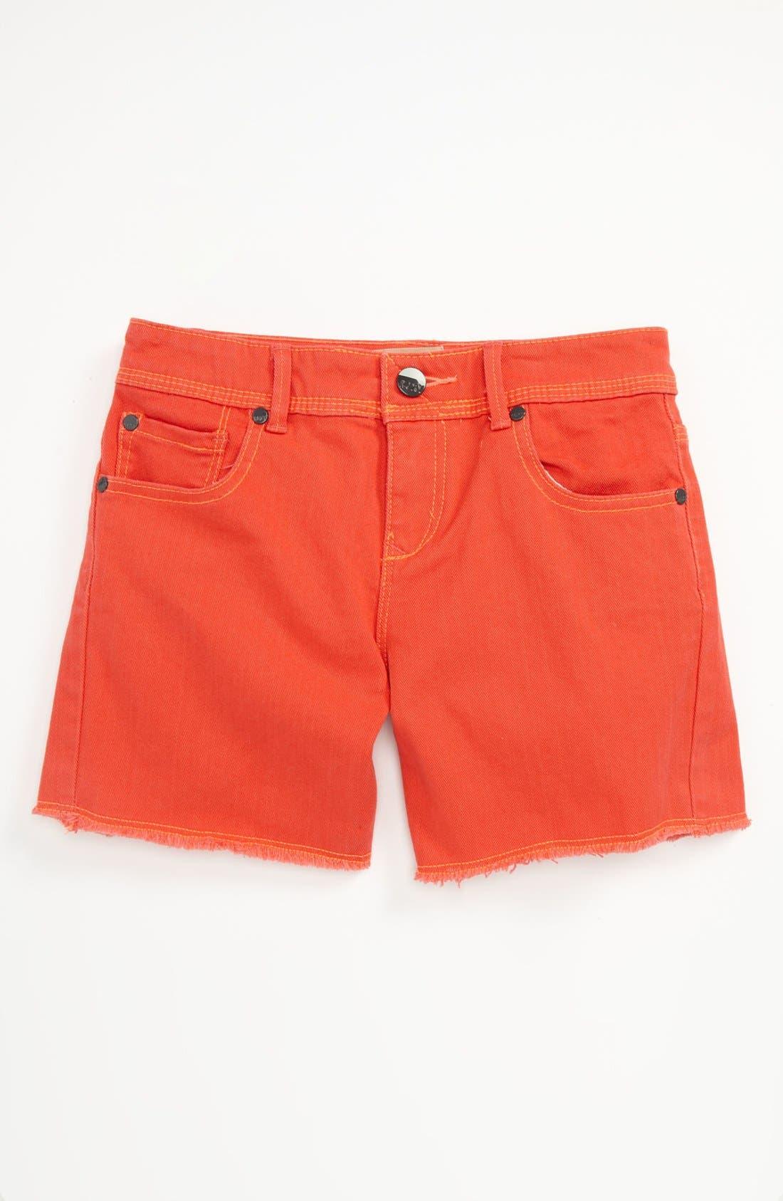Alternate Image 2  - Roxy 'Long Trippers' Bermuda Shorts (Big Girls)