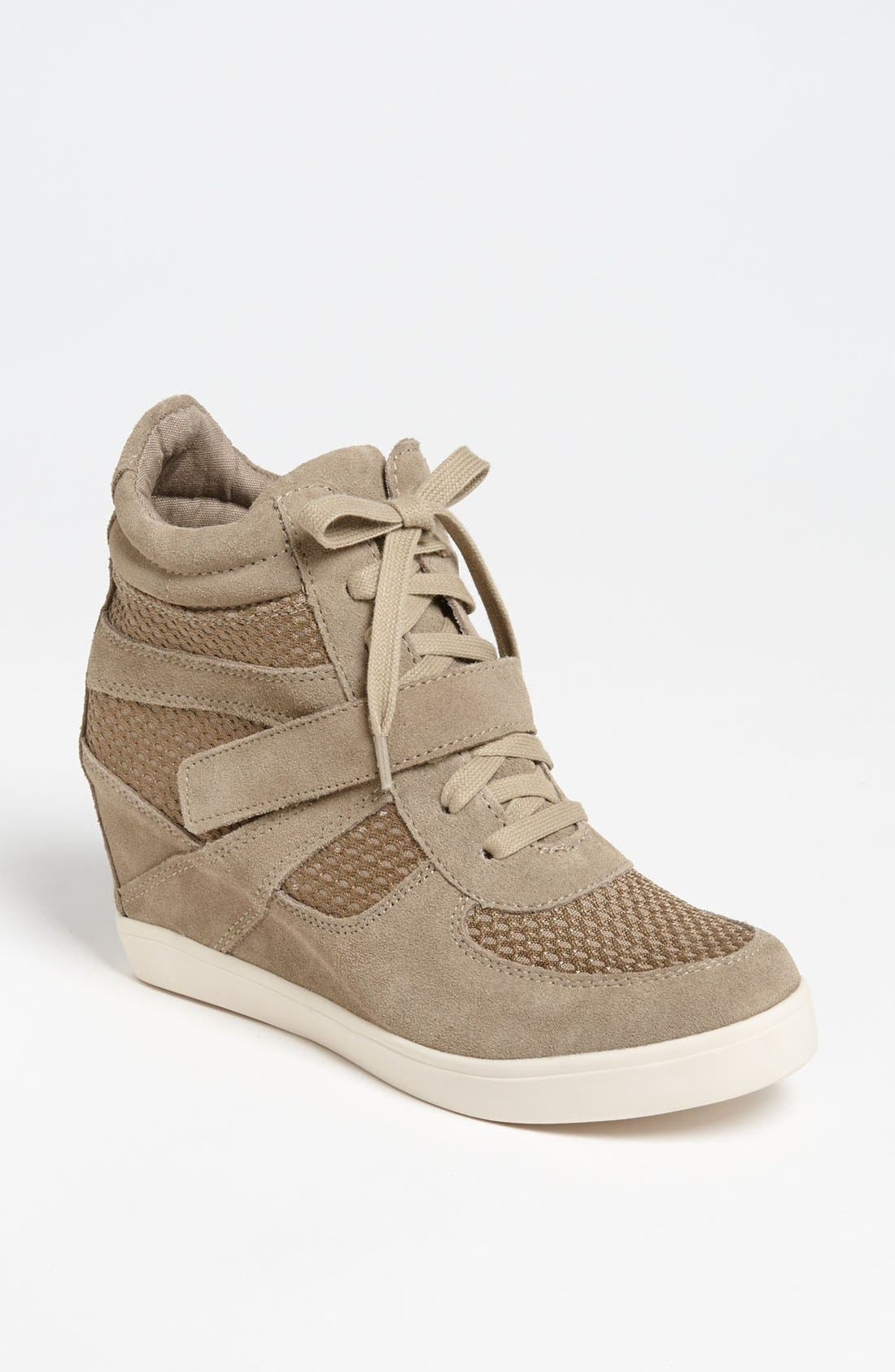Alternate Image 1 Selected - Steve Madden 'Olympa-M' Wedge Sneaker