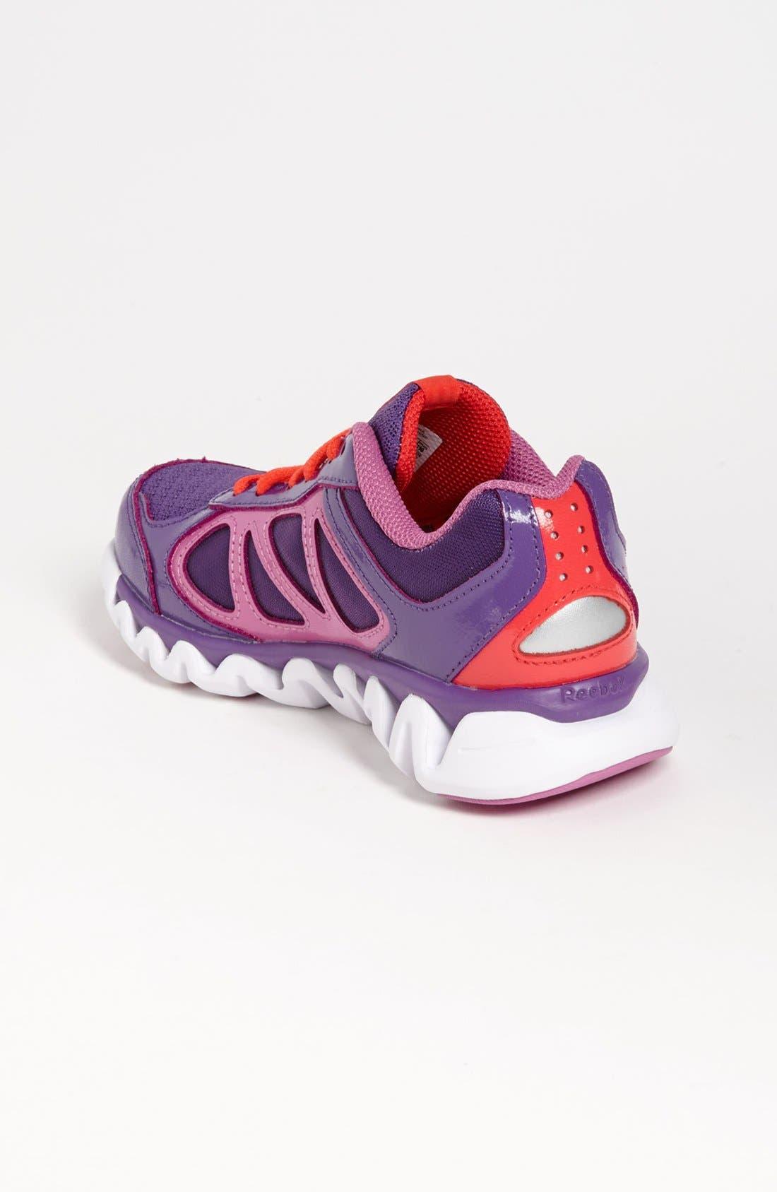 Alternate Image 2  - Reebok 'ZigLite Rush' Sneaker (Toddler, Little Kid & Big Kid)