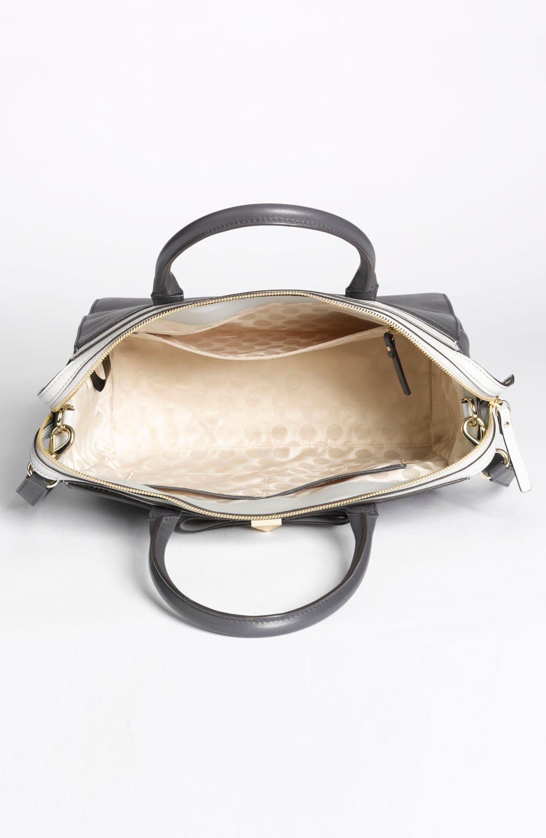 Alternate Image 3  - kate spade new york 'hancock park - jeanne' leather satchel, medium