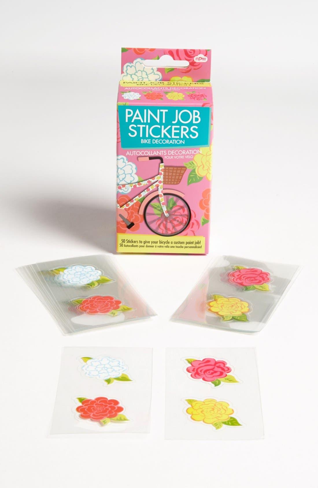Alternate Image 1 Selected - NPW 'Paint Job' Bike Stickers