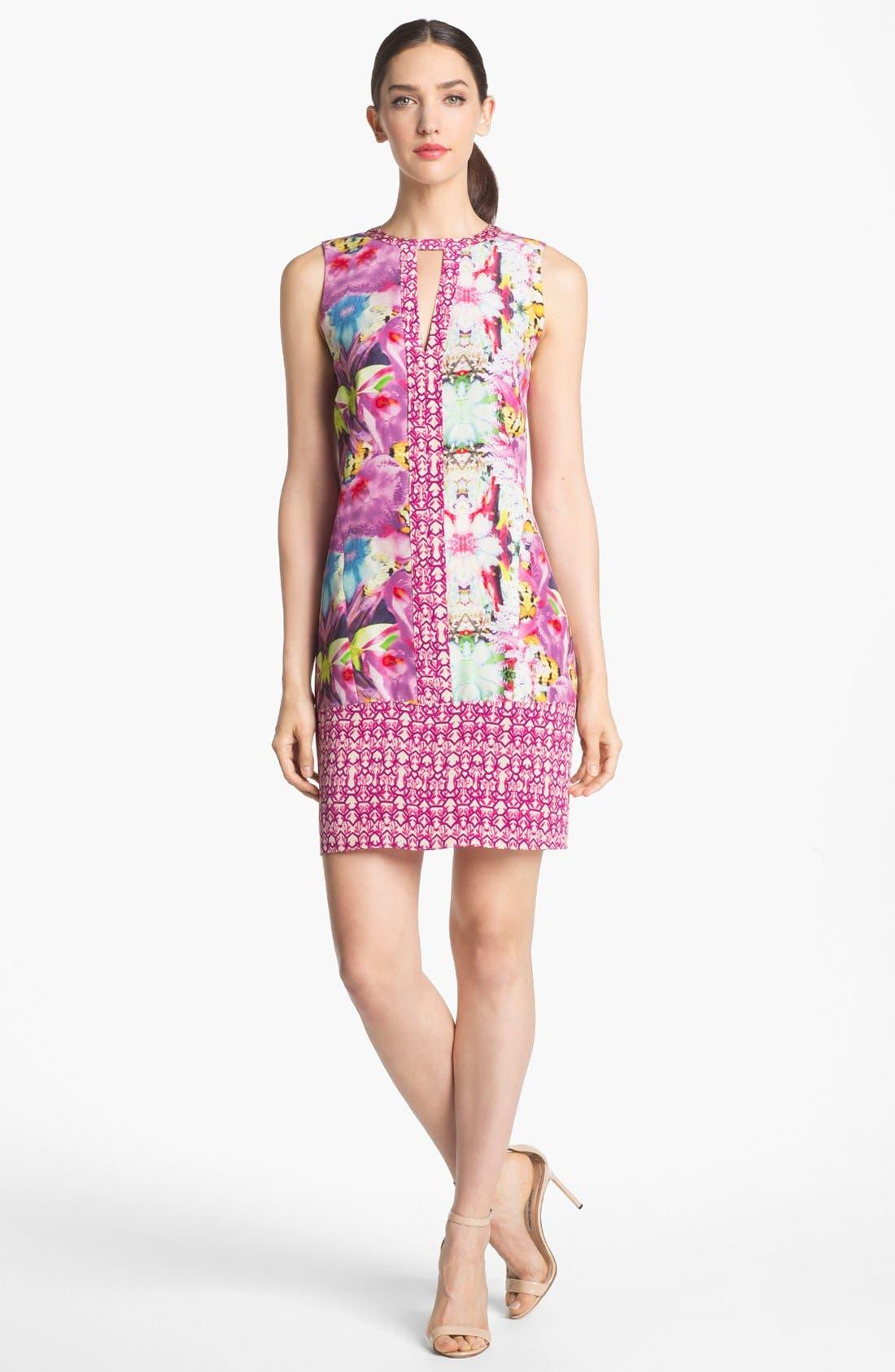 Main Image - Rachel Roy Silk Shift Dress