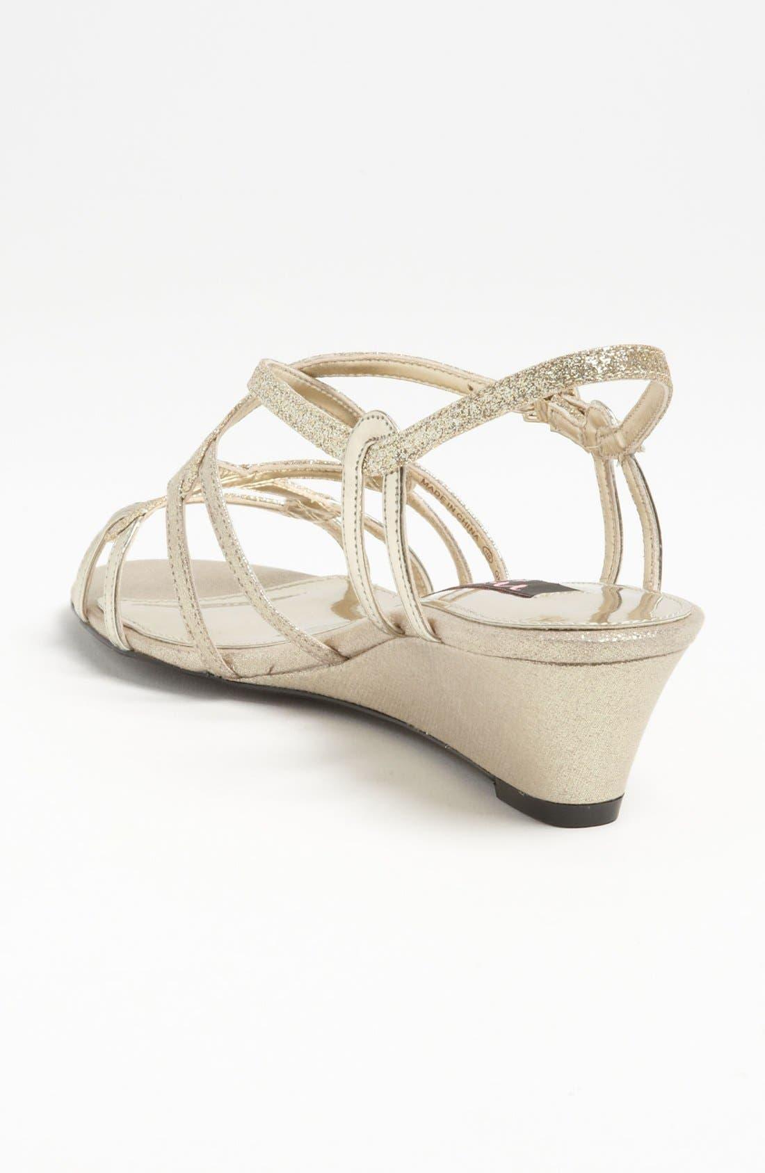 Alternate Image 2  - Nina 'Foley' Wedge Sandal
