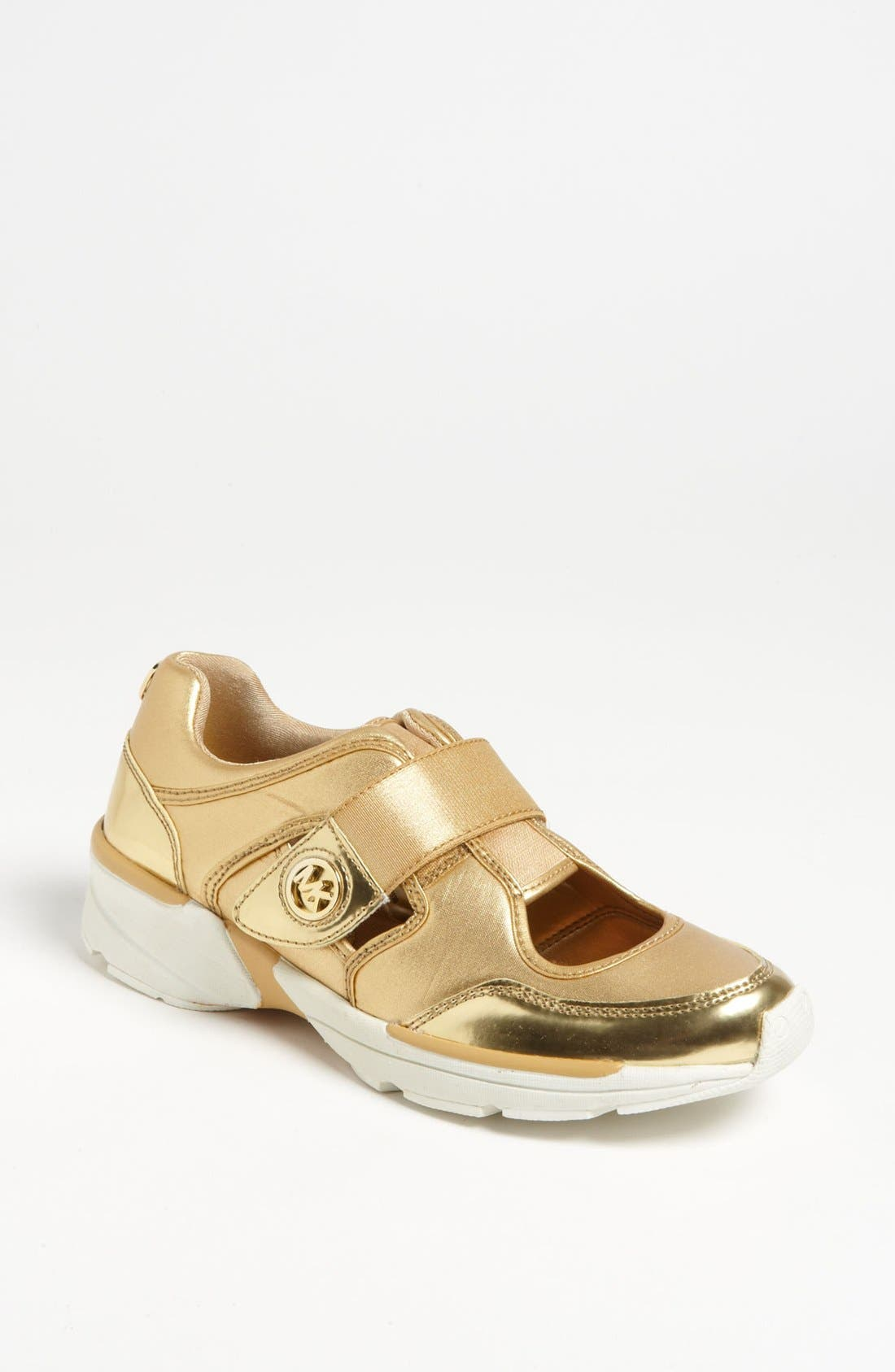 Alternate Image 1 Selected - MICHAEL Michael Kors 'Walker' Cutout Sneaker