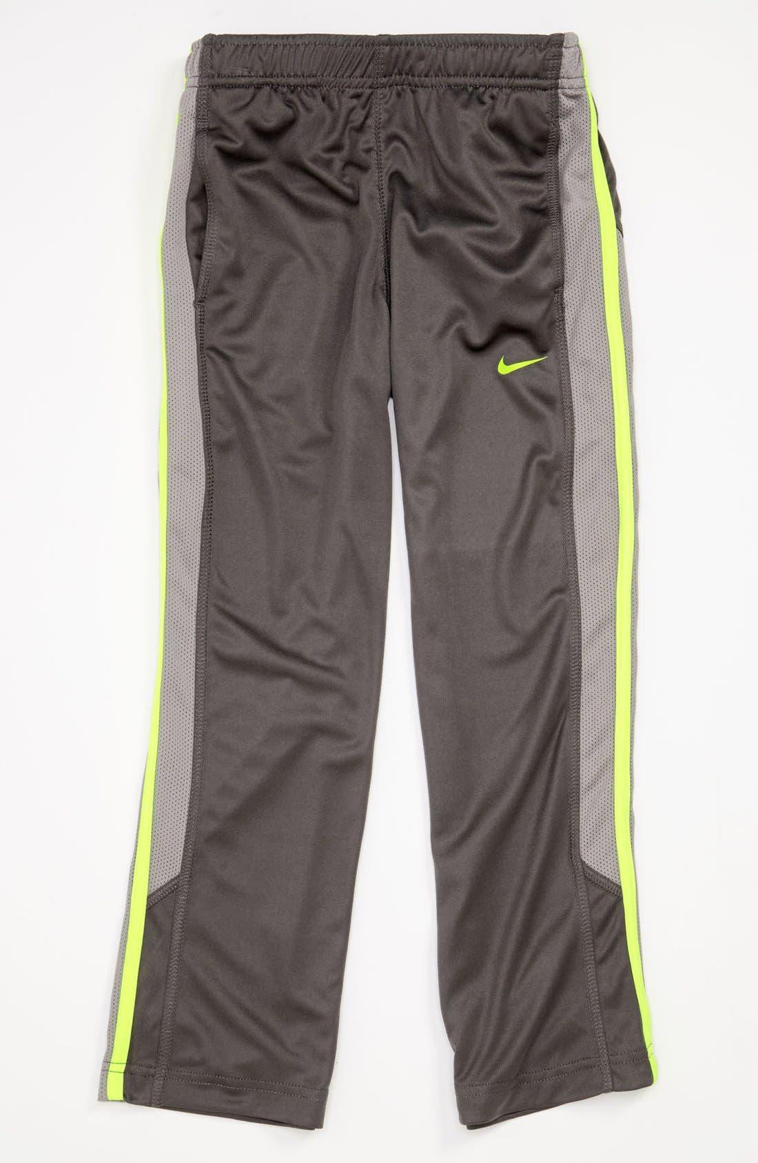 Alternate Image 1 Selected - Nike 'Lights Out' Pants (Little Boys)