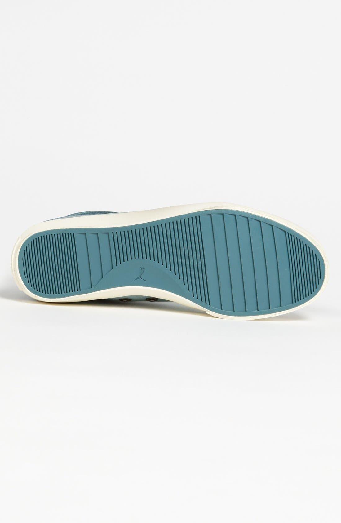 Alternate Image 4  - PUMA 'Alexander McQueen - Amqdek Mid II' Sneaker (Men)