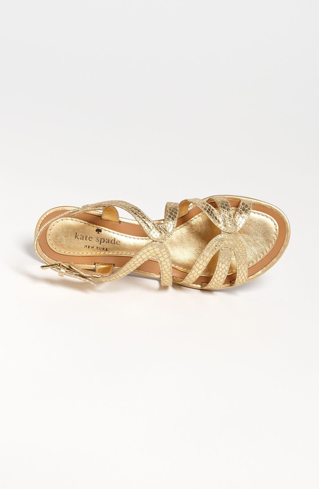 Alternate Image 3  - kate spade new york 'intro' sandal